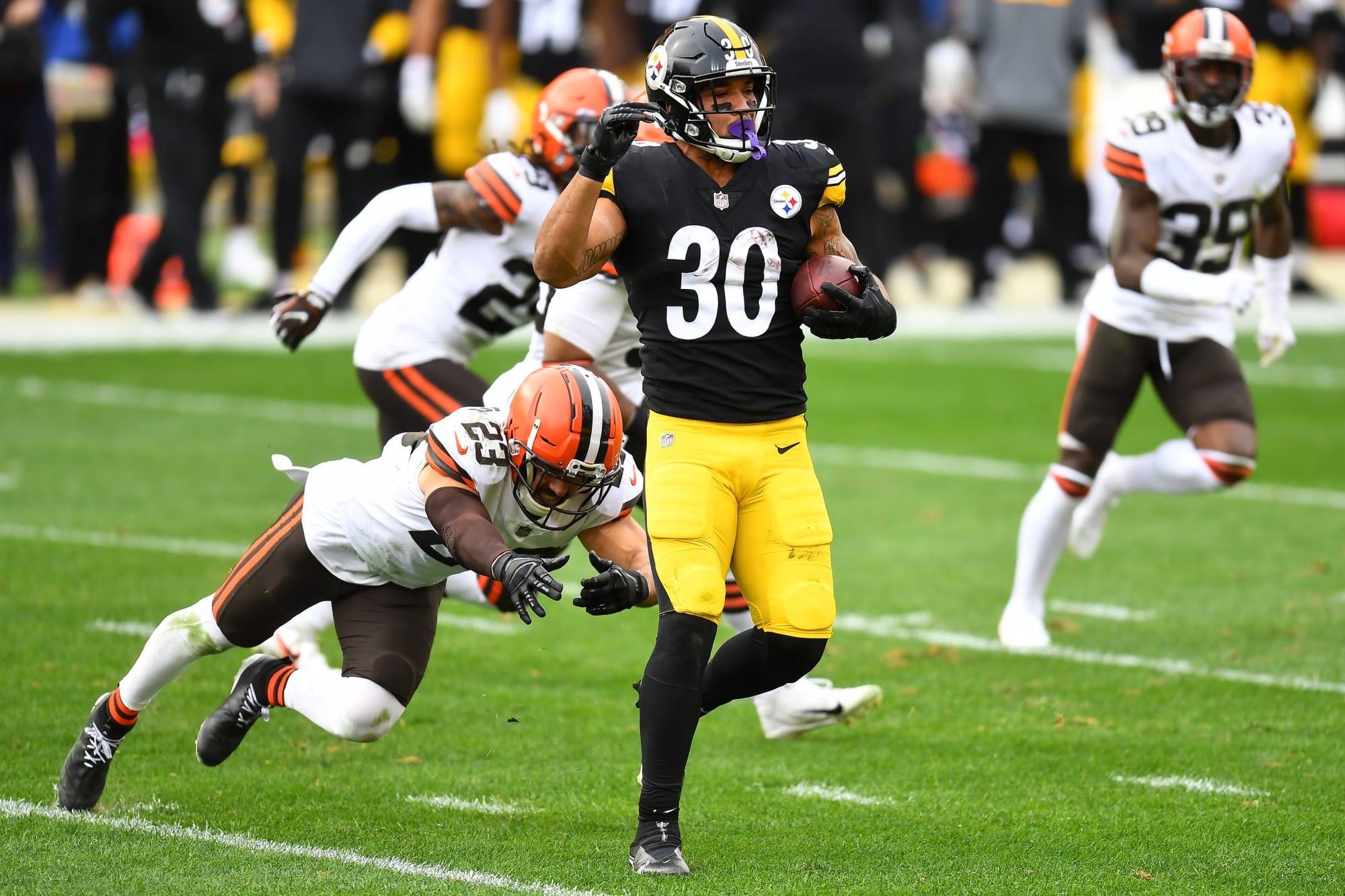 Steelers are serious dark horse Super Bowl contenders
