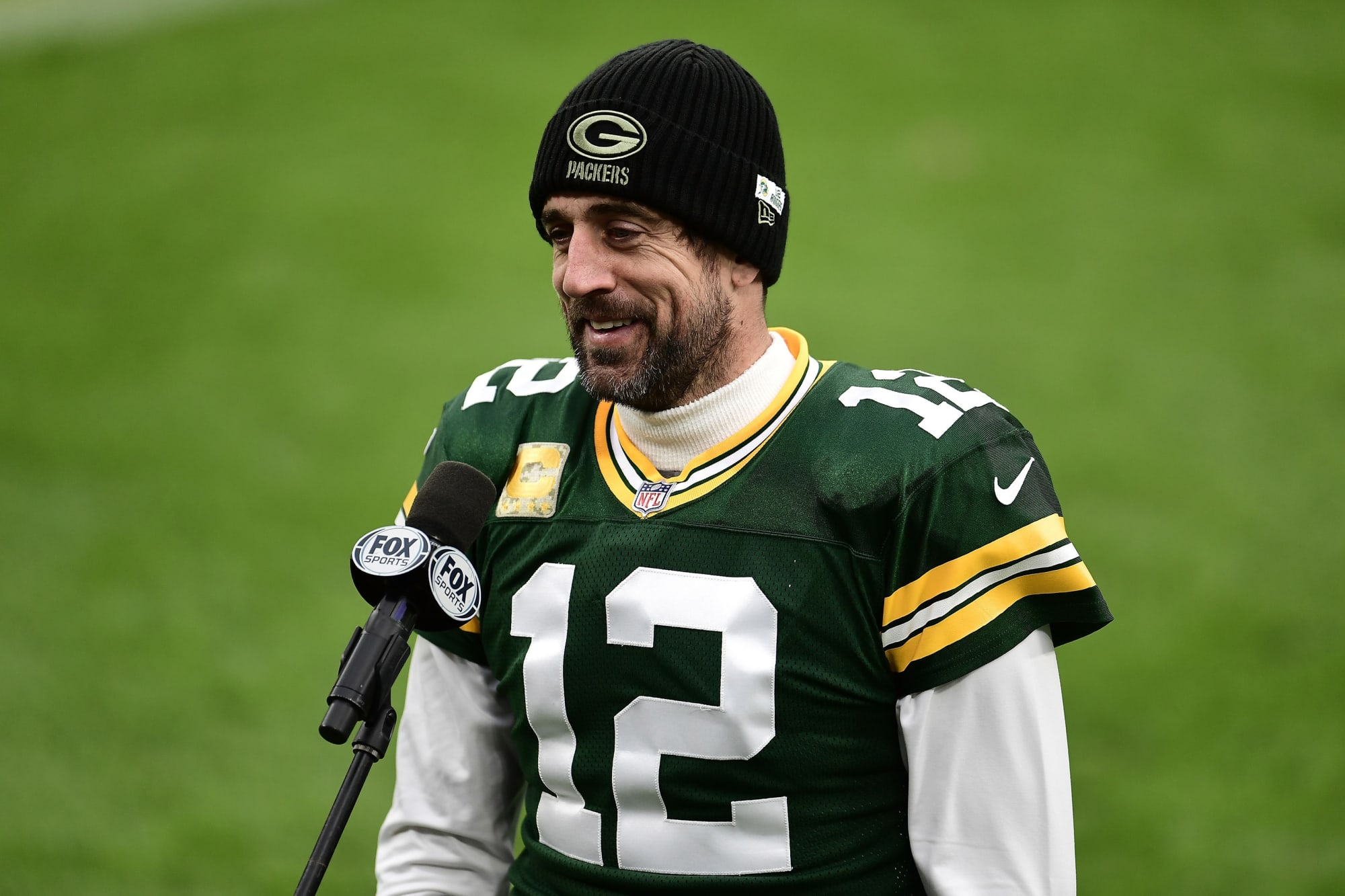 Aaron Rodgers' quote about the NFL Playoffs will pump up Packers fans