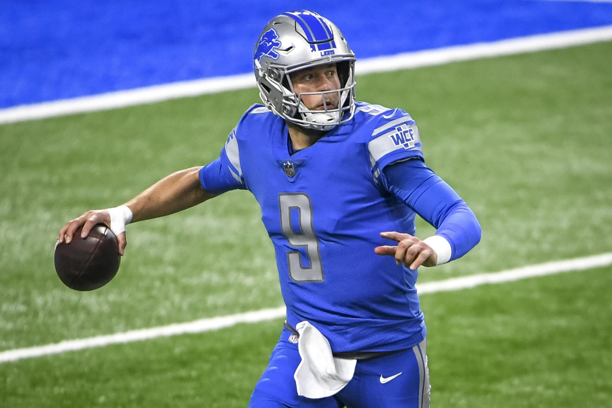 Broncos: Matthew Stafford trade more realistic now than ever thumbnail