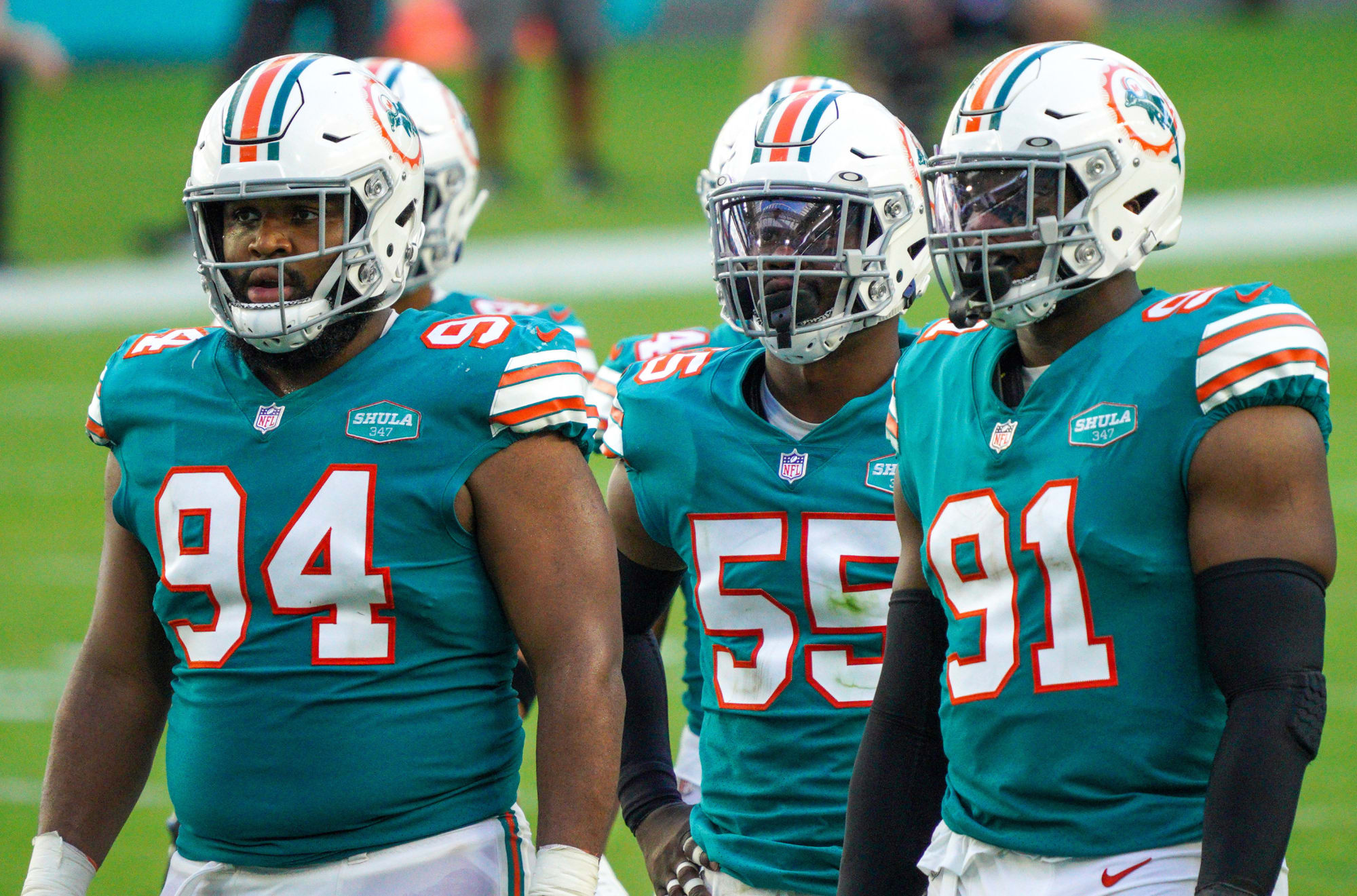 Dolphins could make history in both playoffs and NFL Draft thumbnail