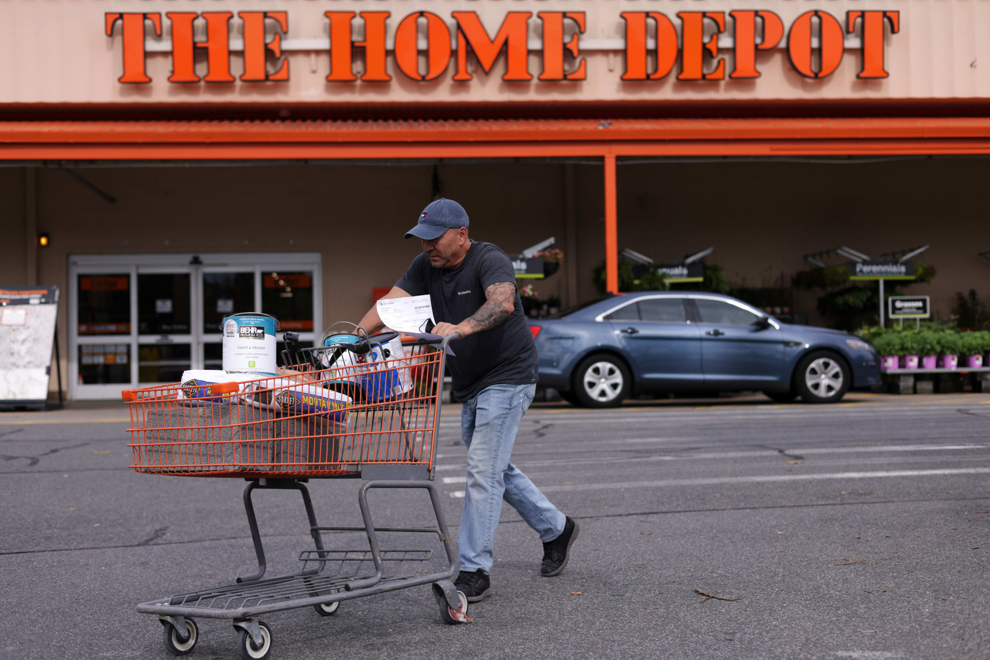 ¿Home Depot abre el Día del Trabajo?