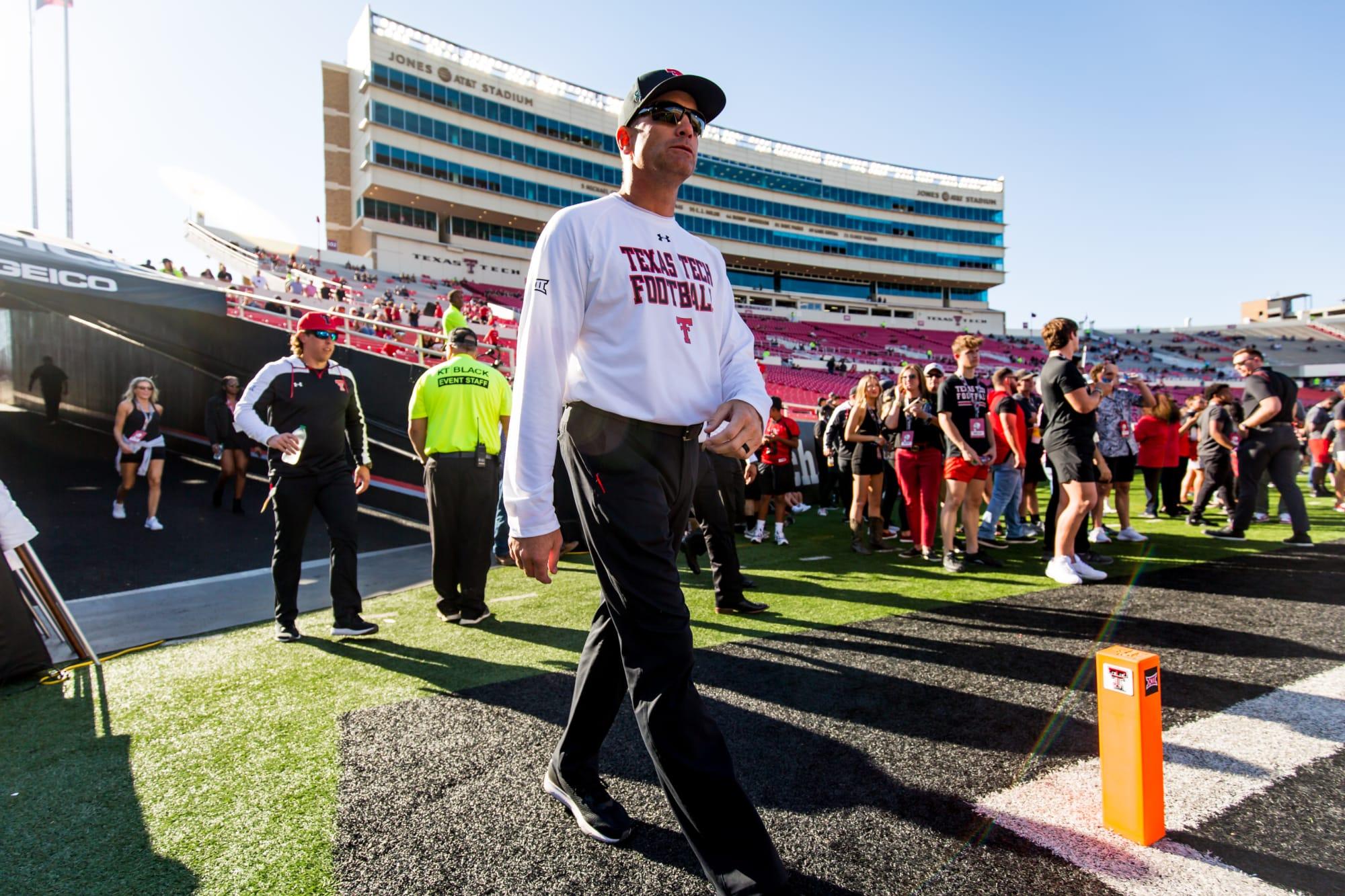 Texas Tech football: 5 candidates to replace Matt Wells