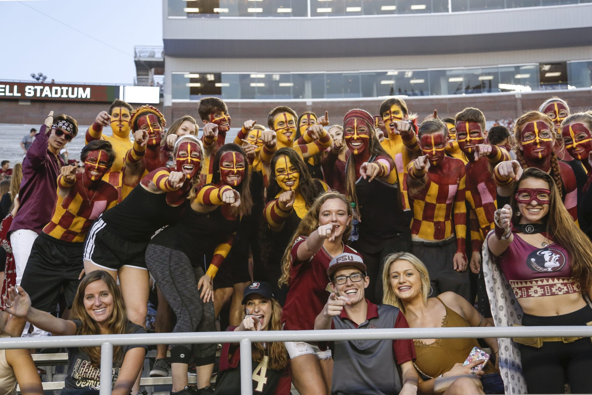 Florida State announces fan policy for 2020 home games
