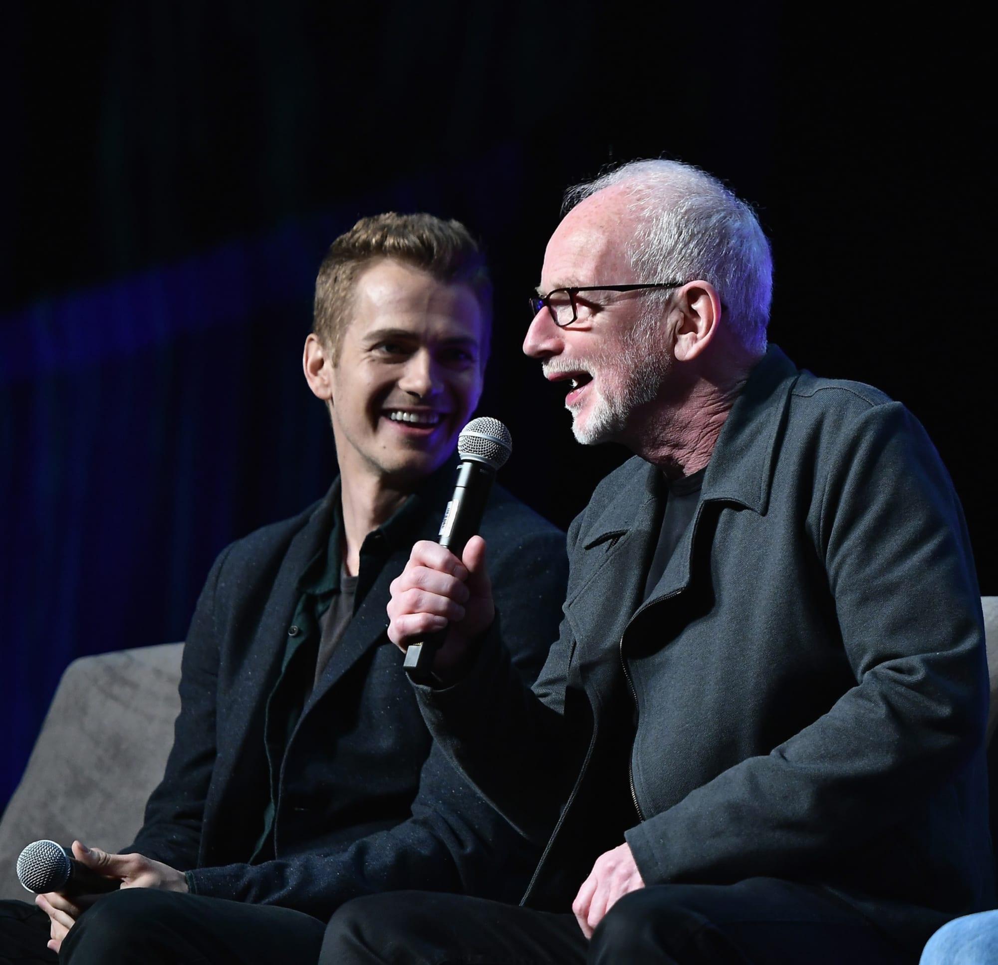 Star Wars More Evidence That Hayden Christensen Could Return As Anakin