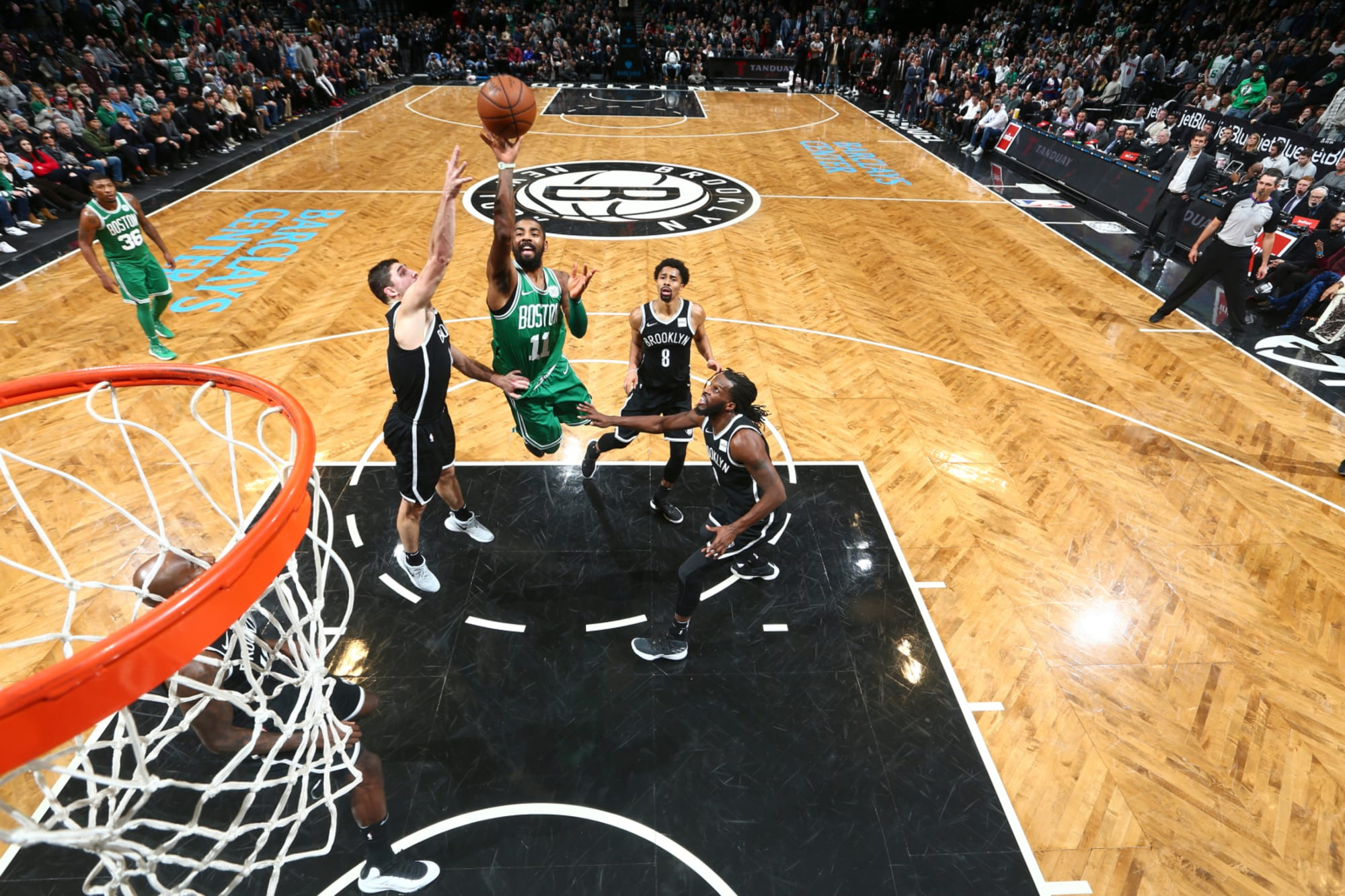 The Brooklyn Nets New Space Gray Court Inspired By New York