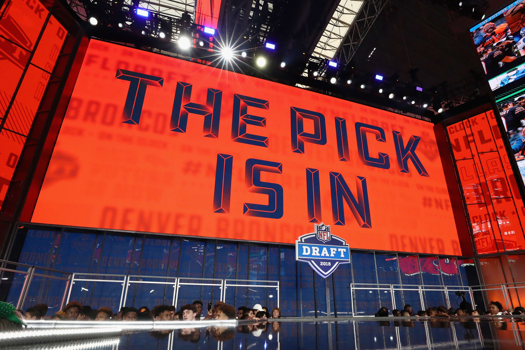 NFL Mock Draft: What the first-round looks like if 49ers pass on Mac Jones