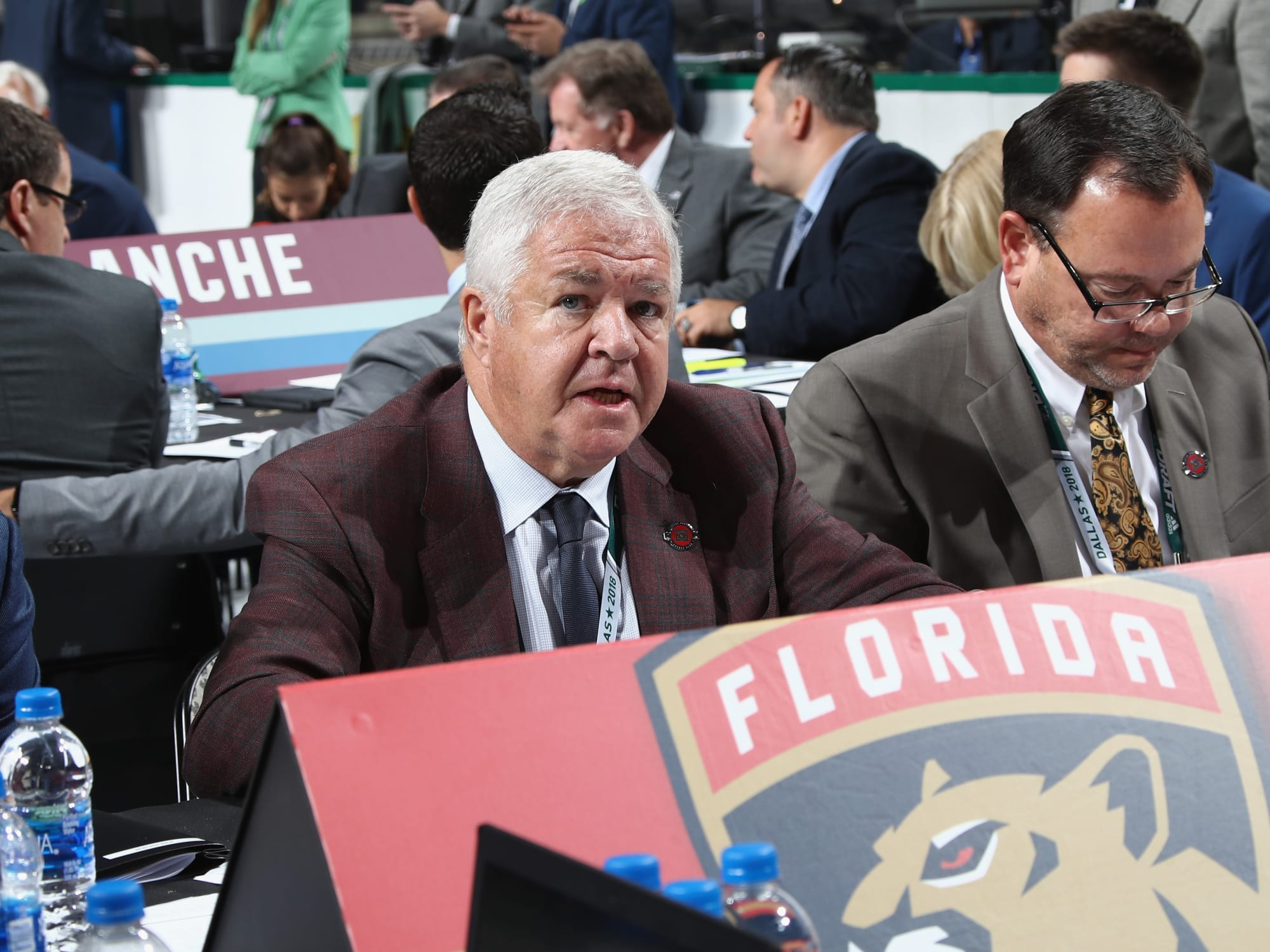 Dale Tallon's reign of error with the Florida Panthers is finally over