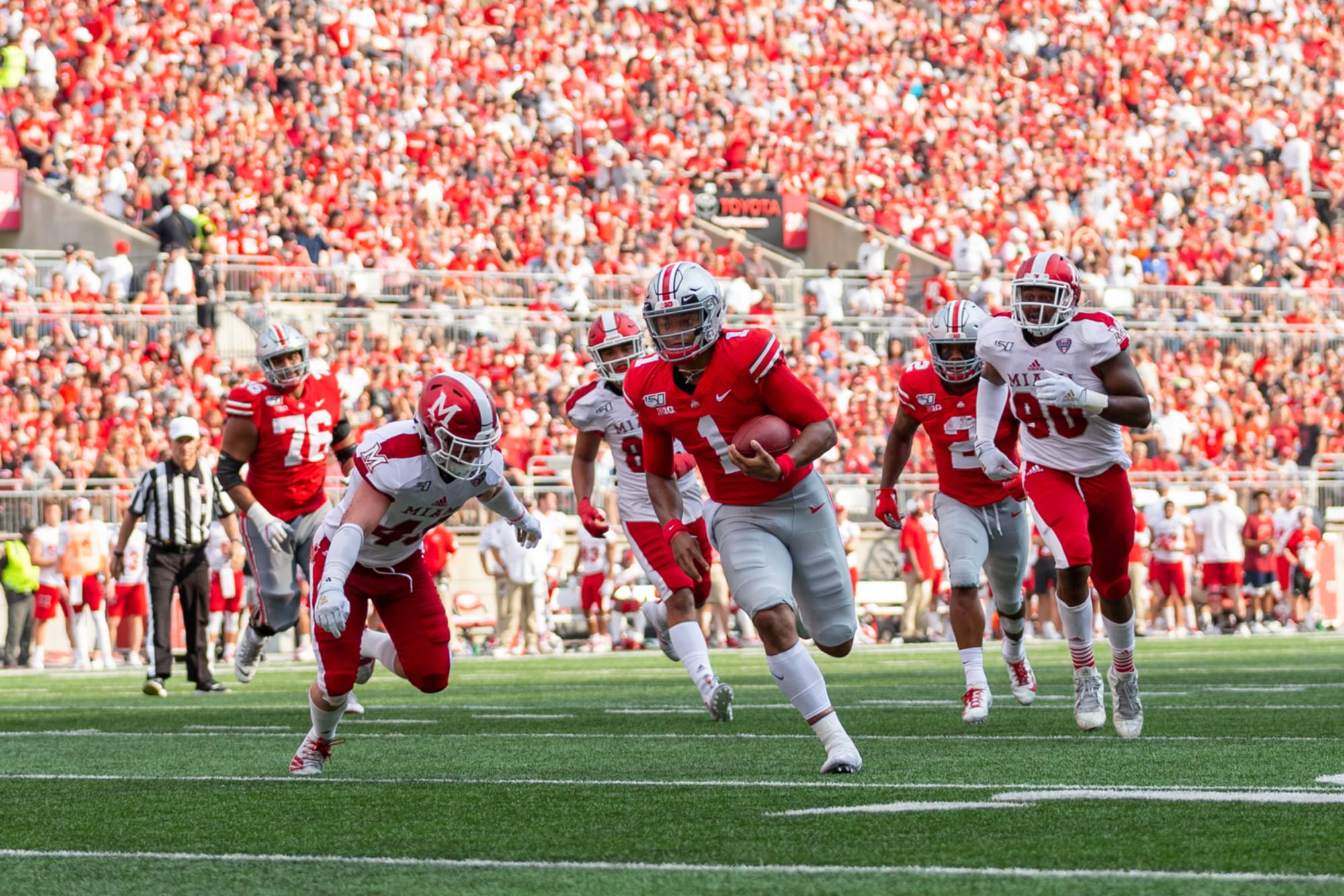 college football betting line trends