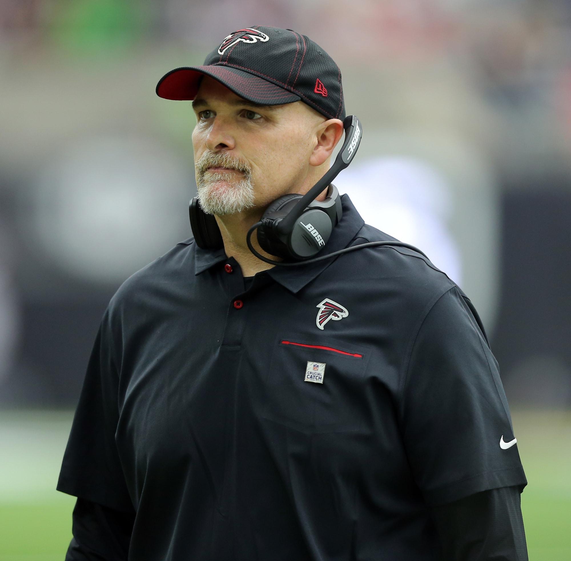 Dan Quinn Lost His Job With Falcons Loss Vs Texans