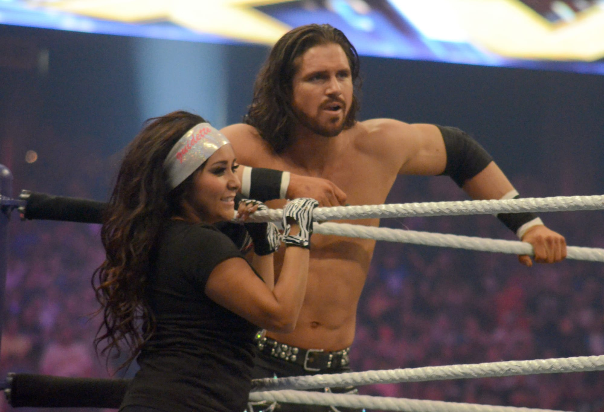 John Morrison returns to WWE with a world of new possbilities