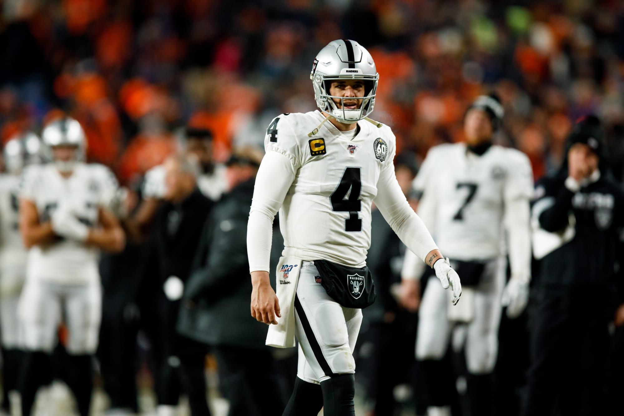 NFL Rumors: Derek Carr is off the commerce market for the Raiders thumbnail