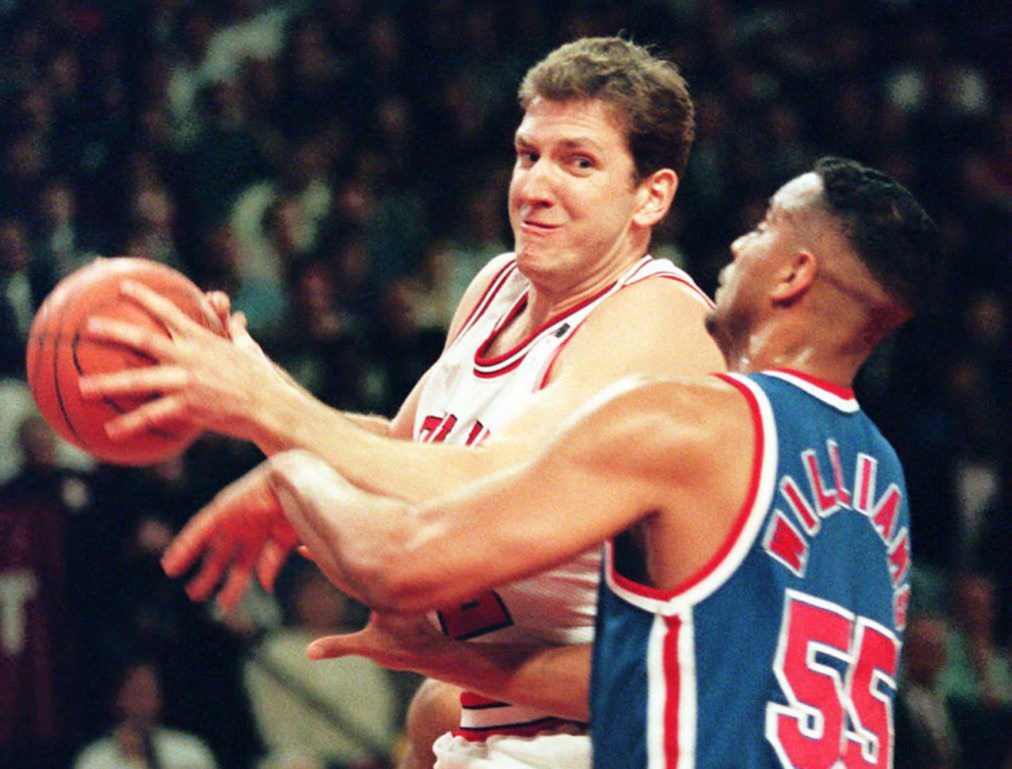 Michael Jordan on Chicago Bulls