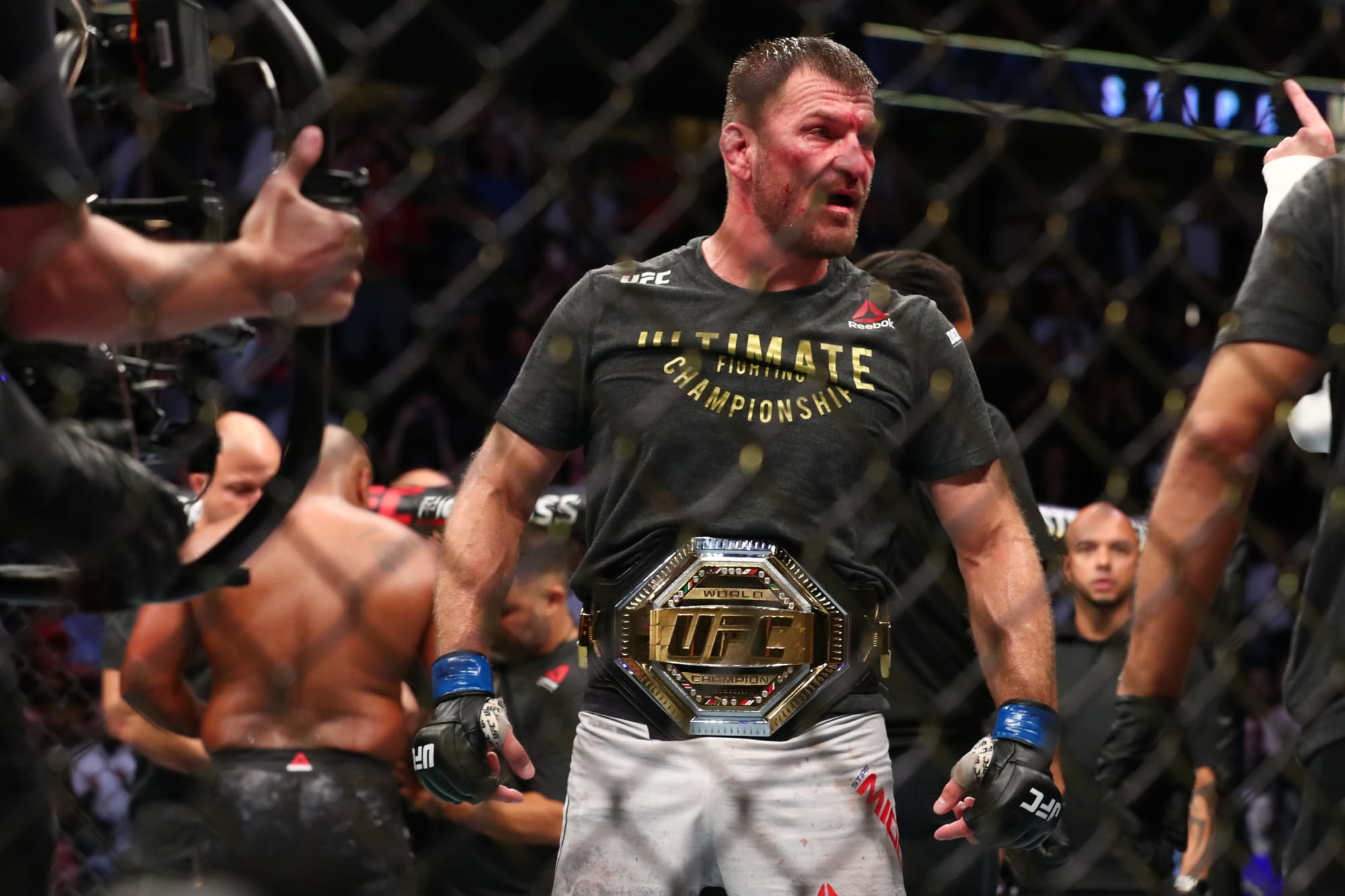 UFC 260: 5 keys to victory for Stipe Miocic