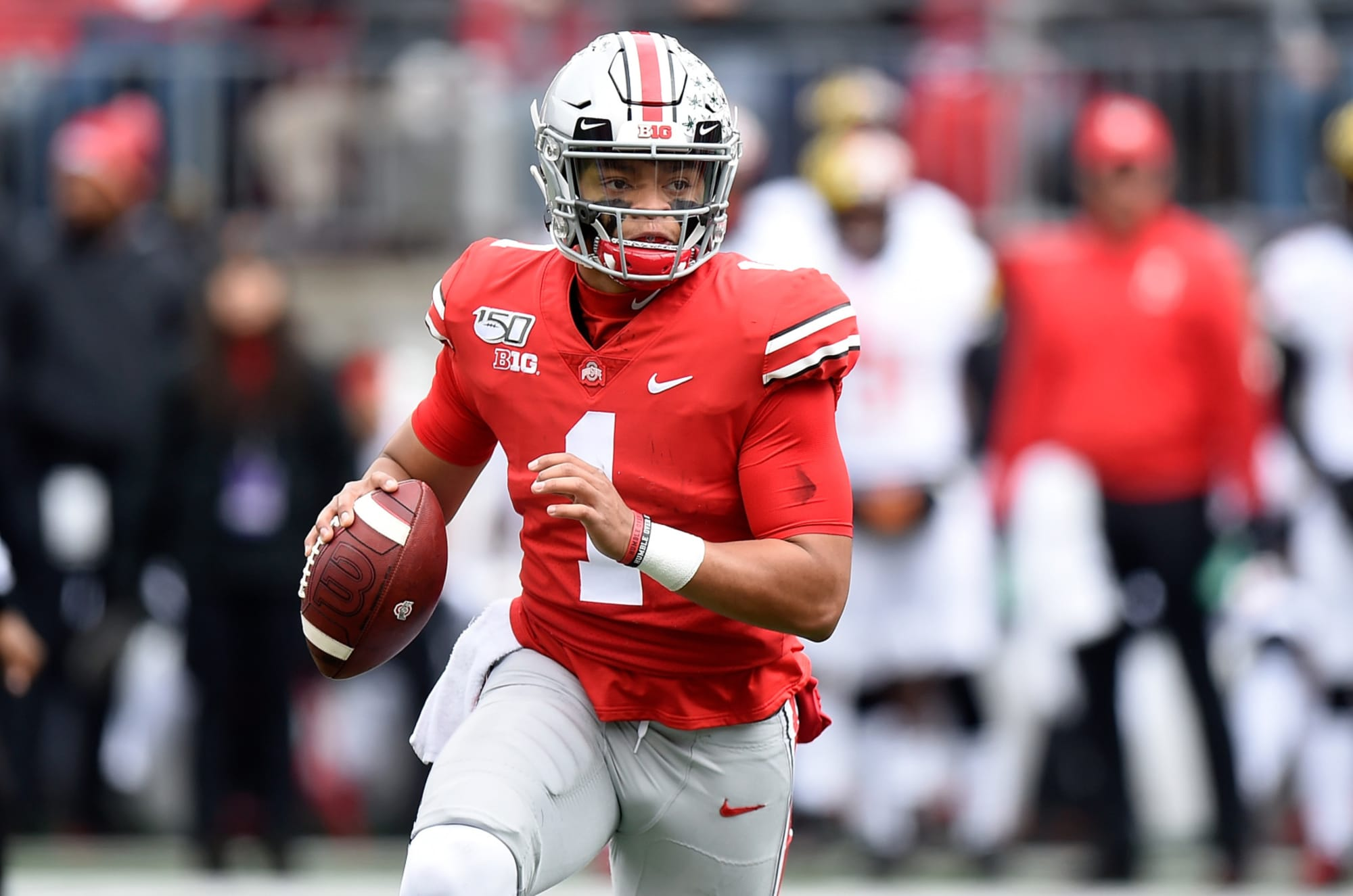 Justin Fields FAQ: 11 things you need to know about the Ohio State QB