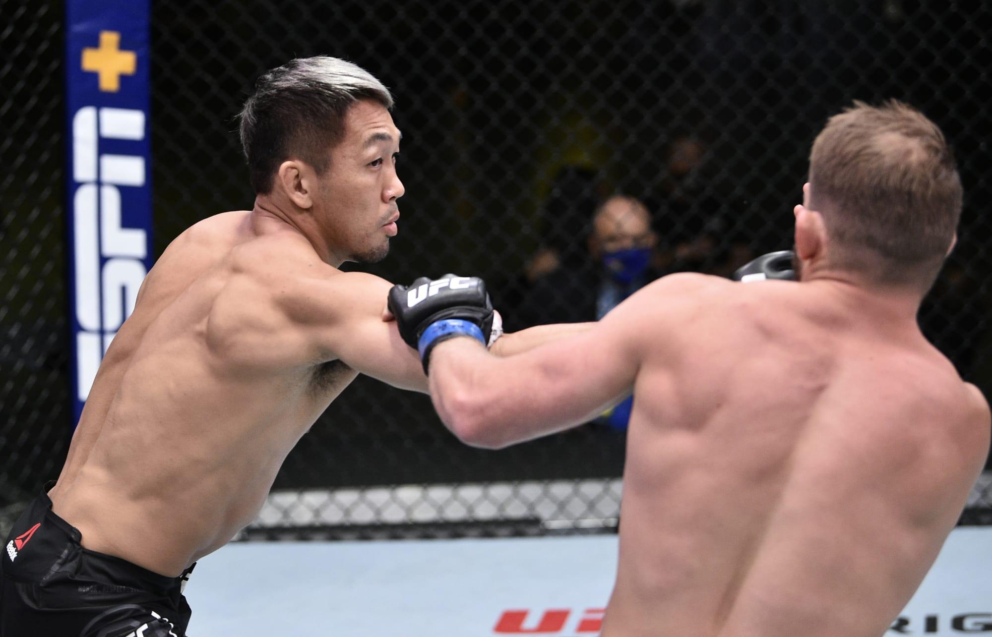 UFC Vegas 4: Takashi Sato spoils Jason Witt's Cinderella story
