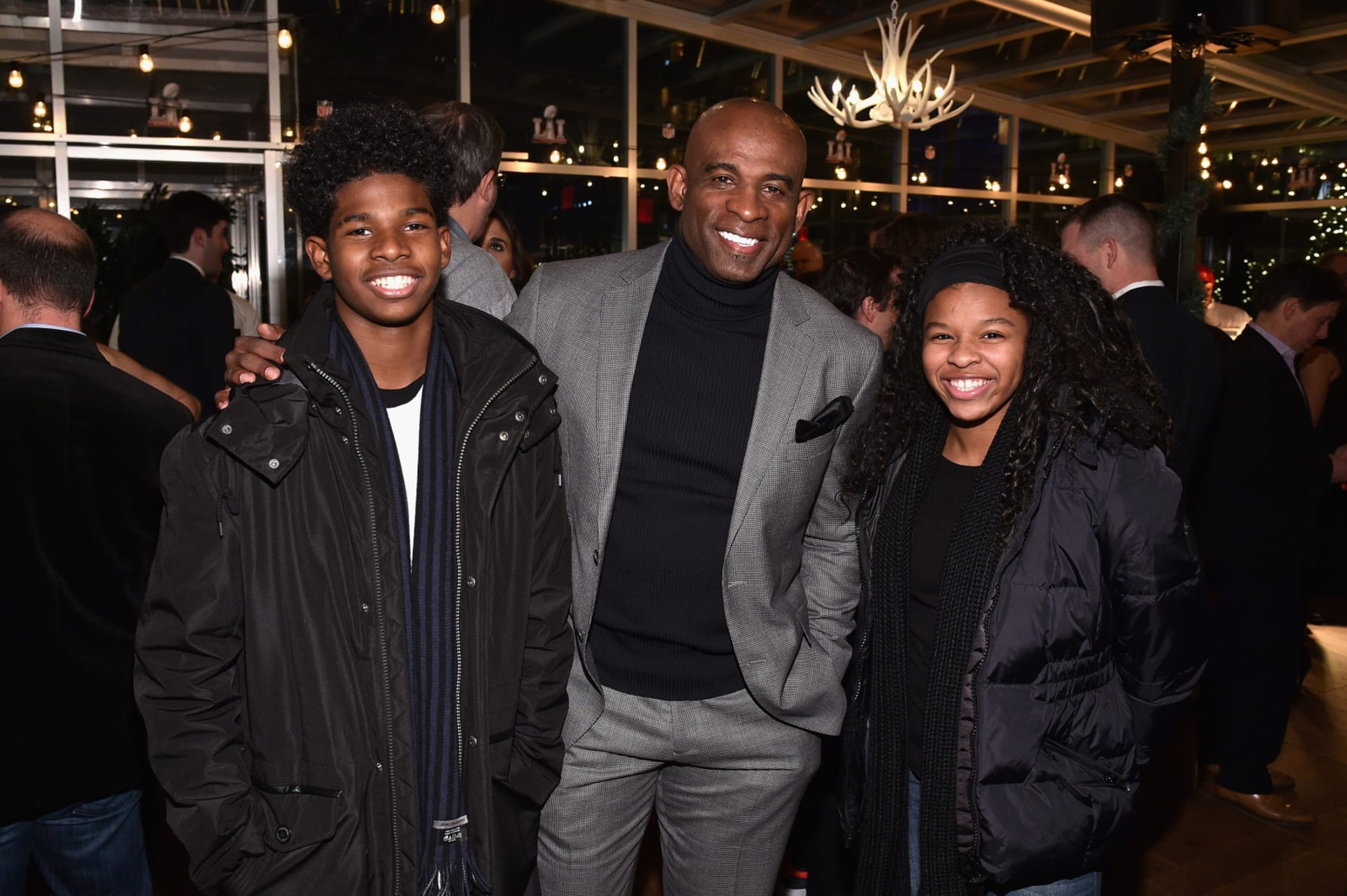 Deion Sanders gets commitment from his son Shedeur...