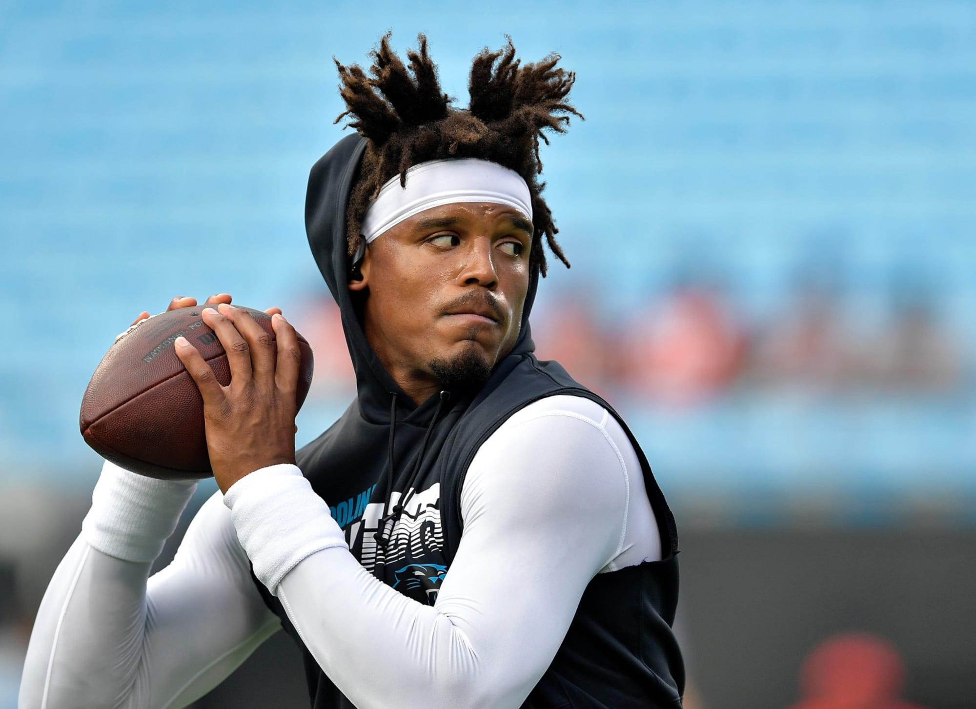Cam Newton alone doesn't make the Patriots the team to beat in the AFC East
