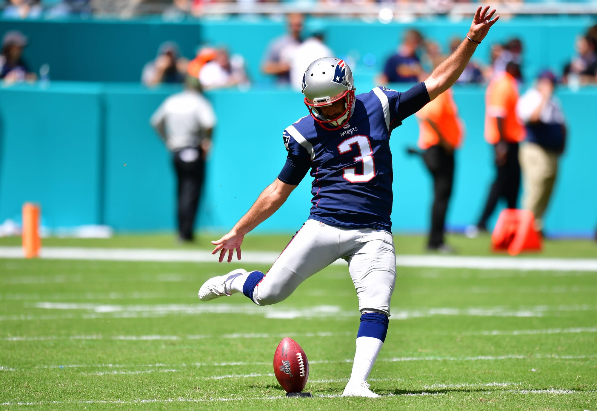 Did Stephen Gostkowski just find his new NFL home?