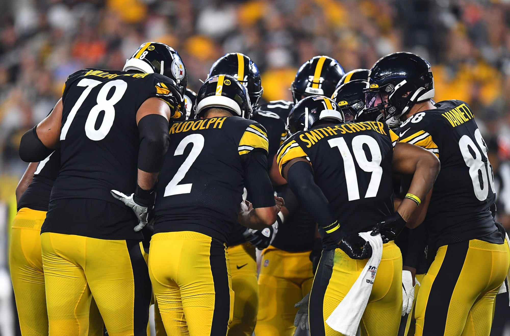 3 players who won't be on the Steelers roster after 2020 season
