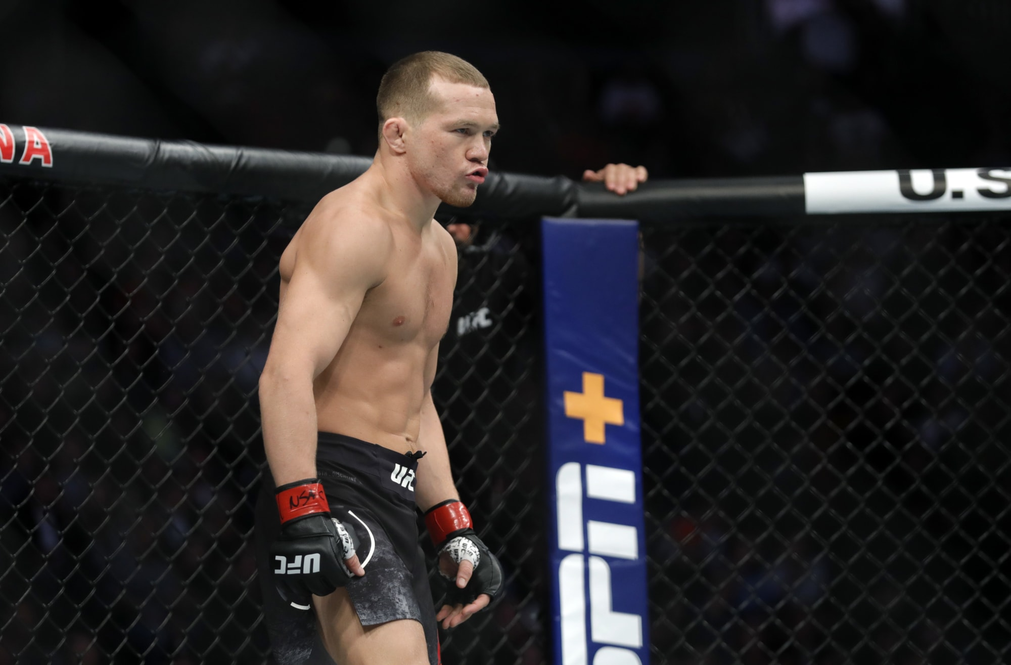 UFC 251: Twitter reacts to late stoppage in Petr Yan's TKO win over Jose Aldo