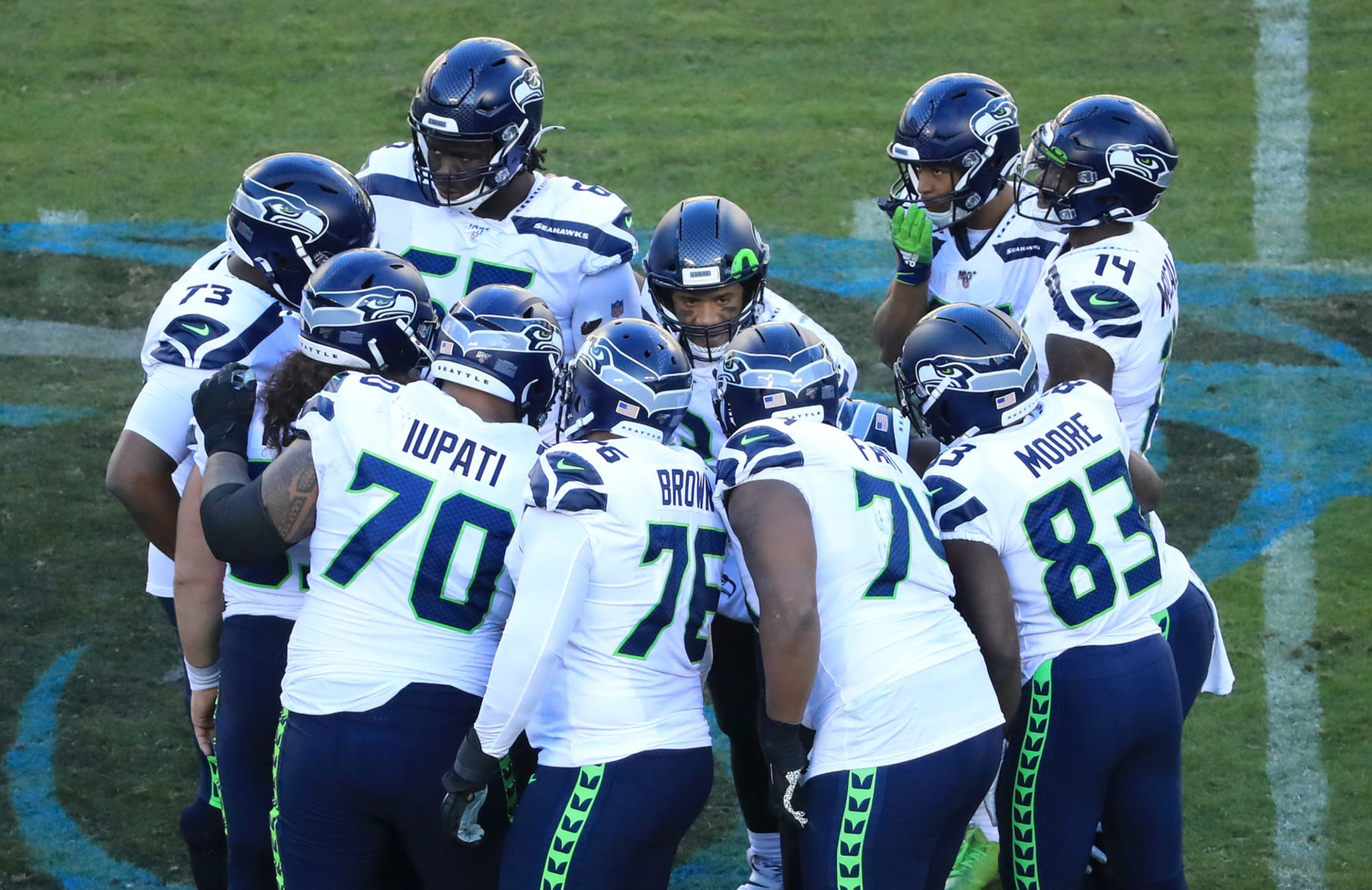 3 players who won't be on the Seahawks roster after 2020 season