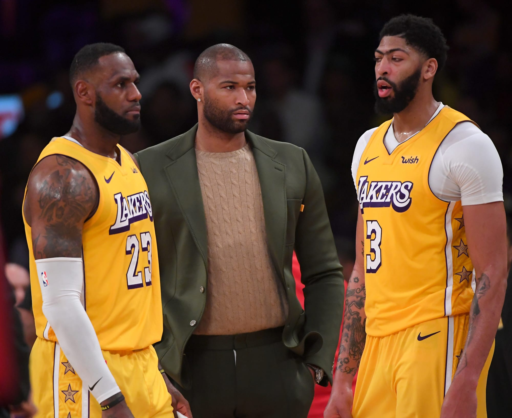 DeMarcus Cousins sends powerful message to anyone who thinks LeBron James isn't the MVP