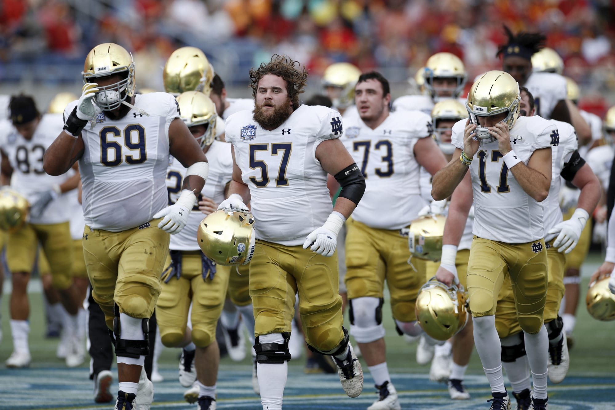 Notre Dame football gets great news regarding COVID-19 results