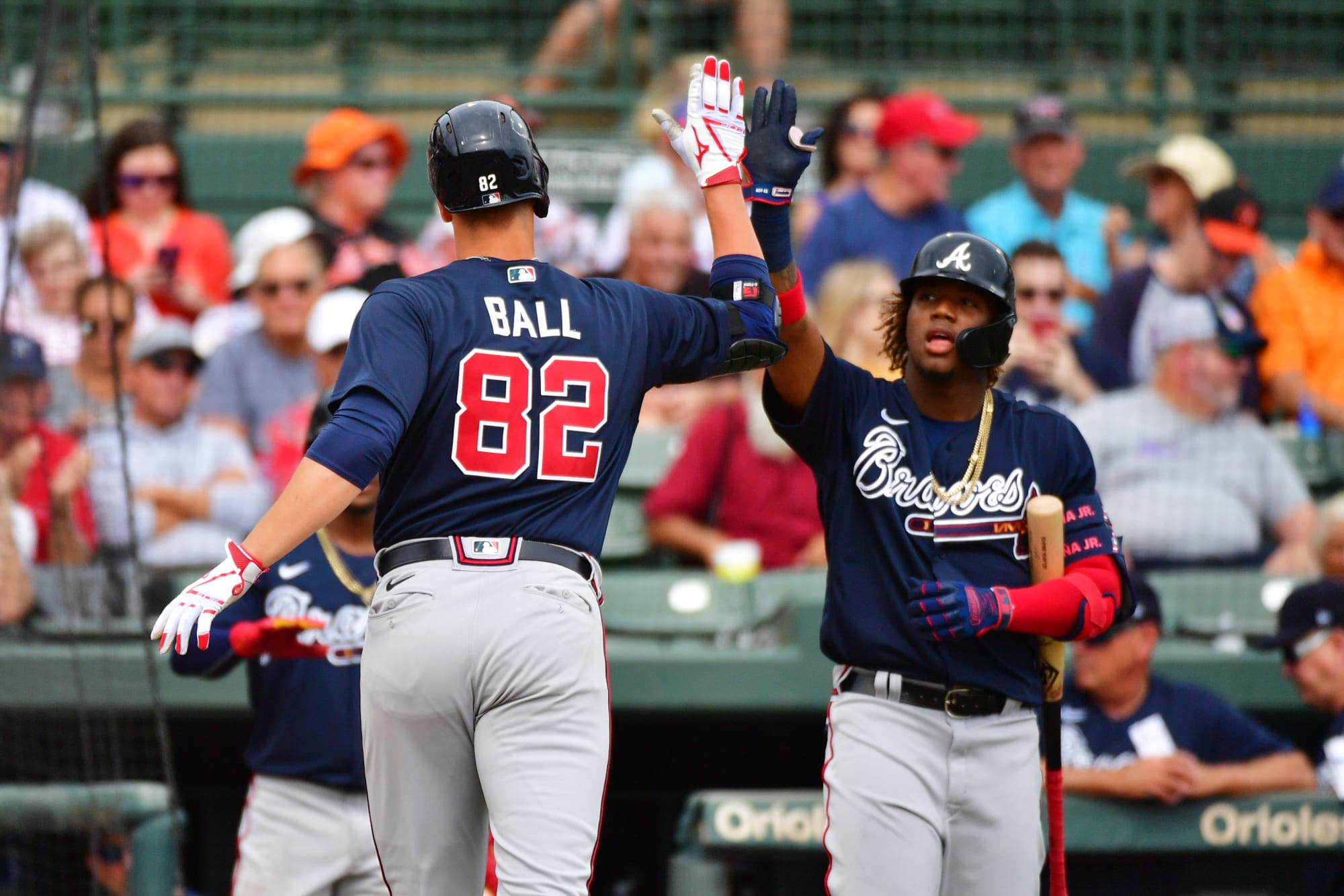Atlanta Braves add exciting young infield prospect to player pool