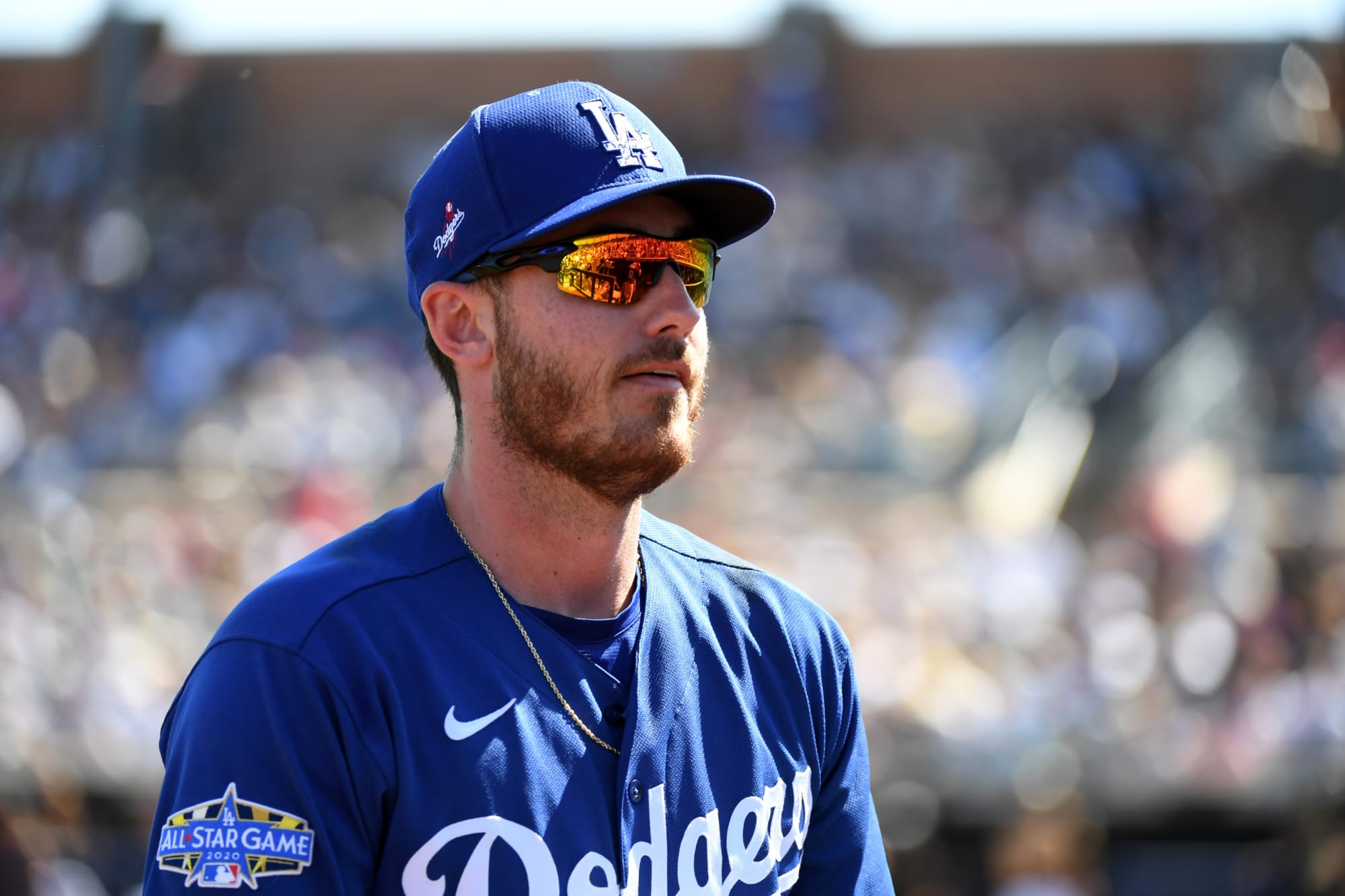 Cody Bellinger's PSA on wearing a mask is what we all need right now