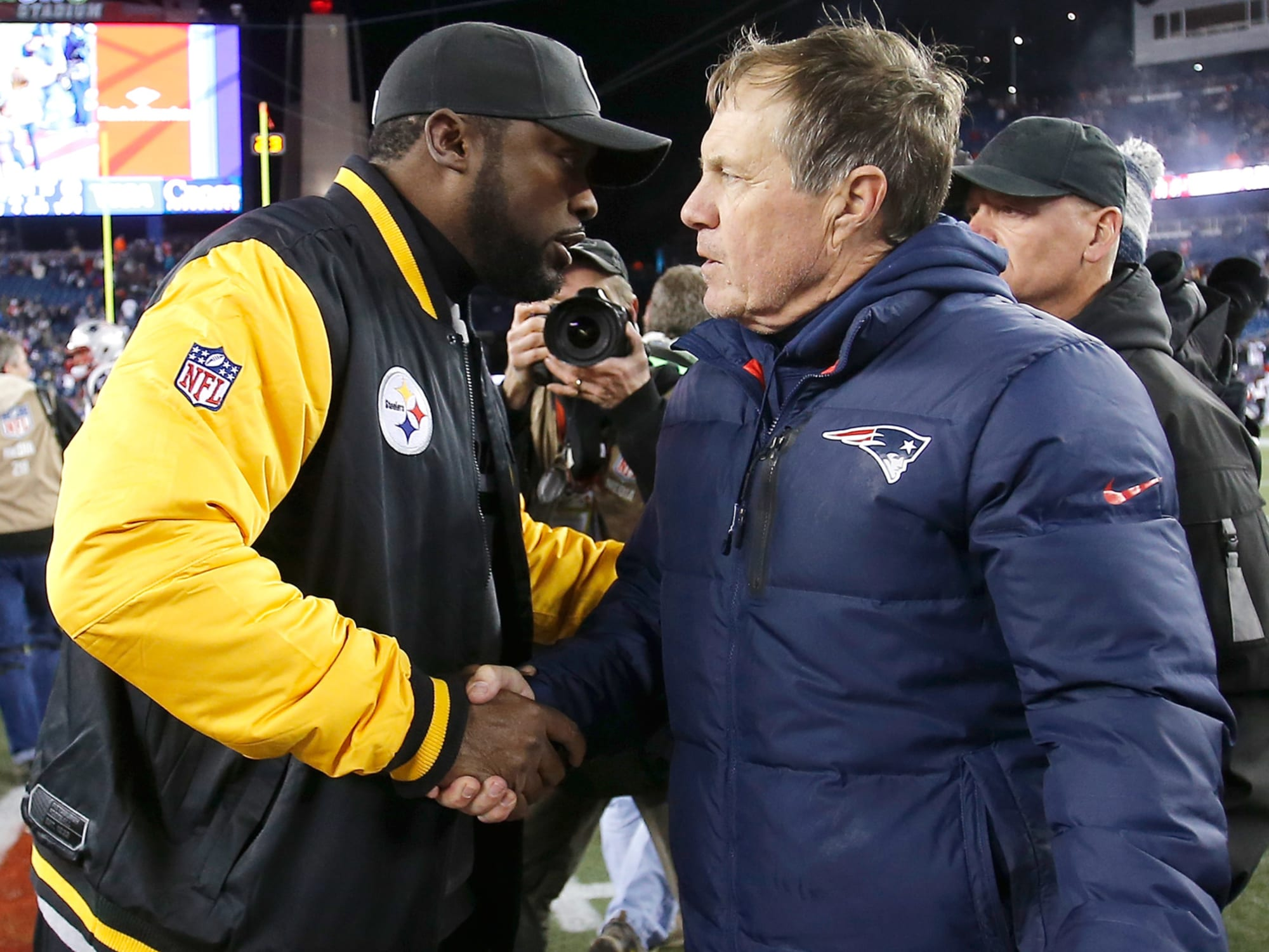 NFL power rankings: AFC head coaches from 16-1