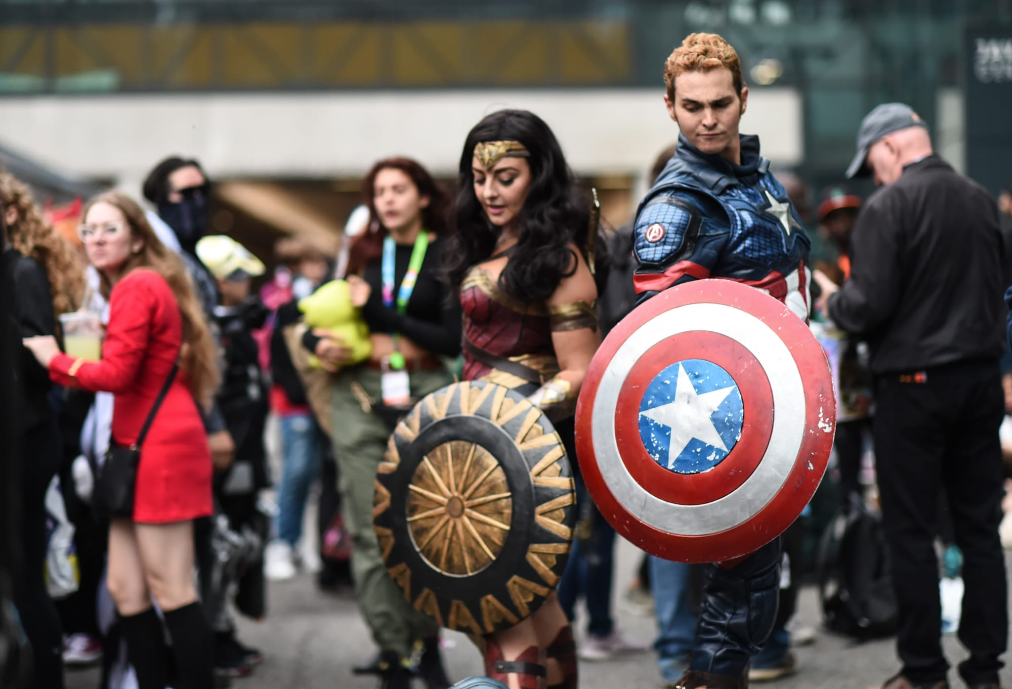 New York Comic Con announces move to online convention for 2020