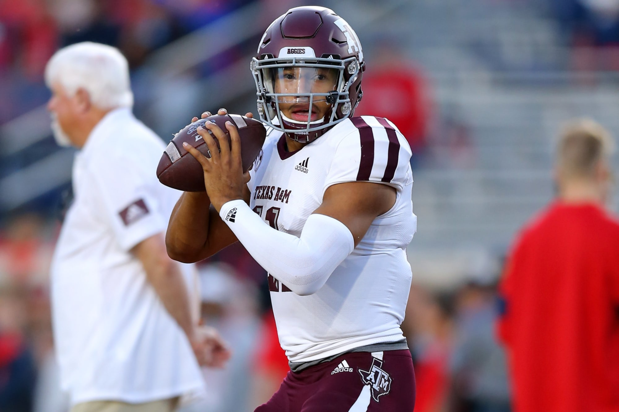 Texas A&M football drops new uniforms and they look incredible