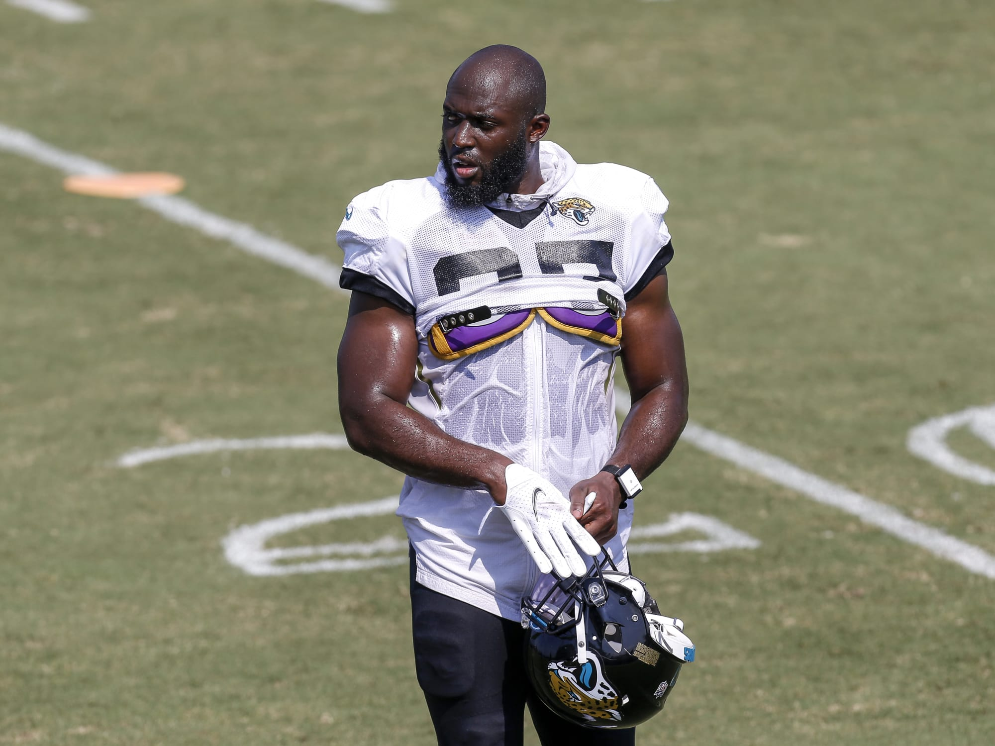 Leonard Fournette May Not Even Start For The Buccaneers