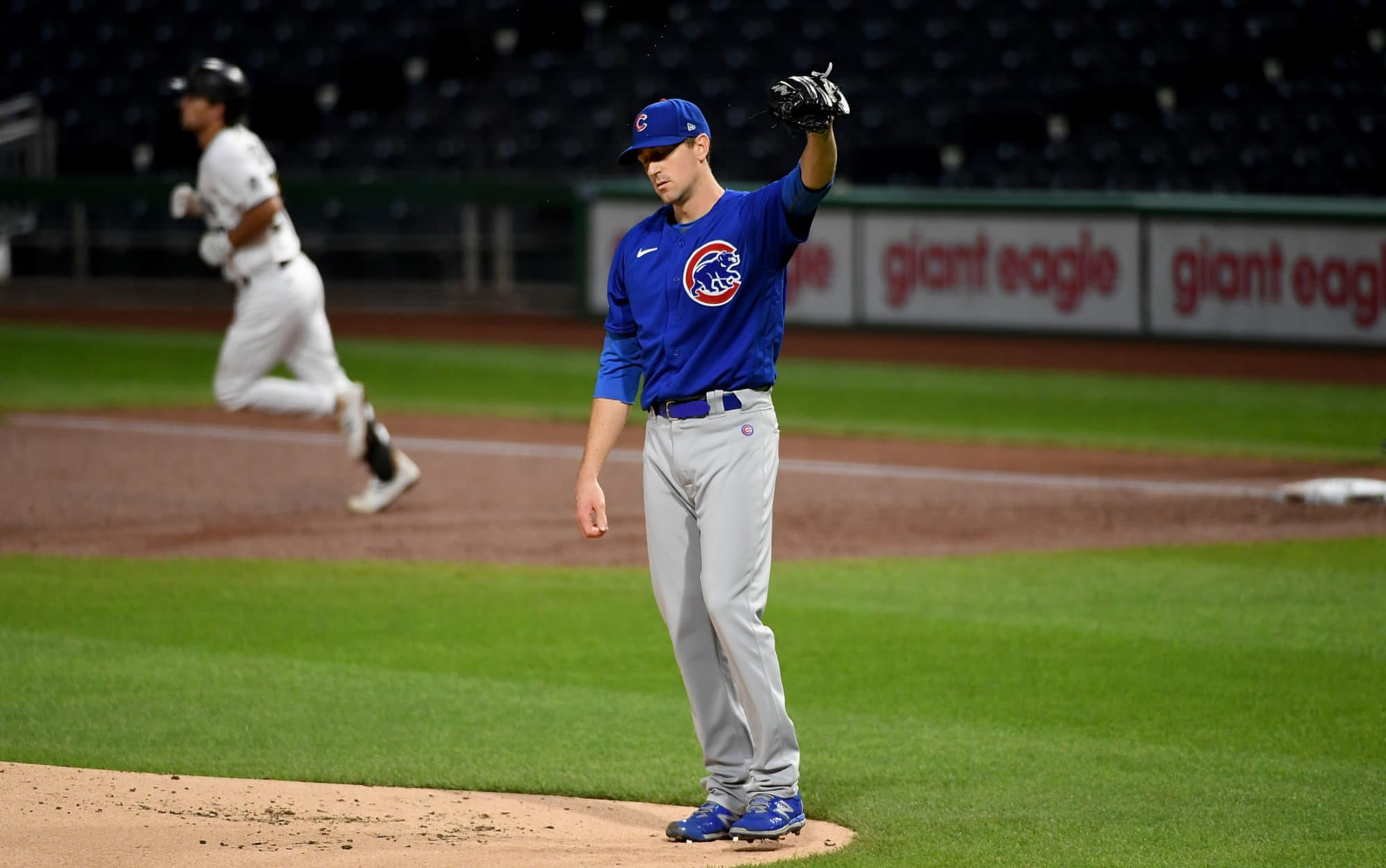 Cubs heading in wrong direction as postseason approaches
