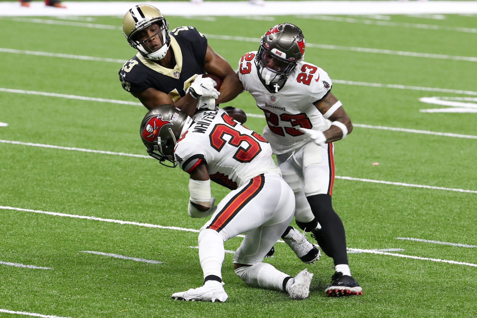 Michael Thomas' latest injury update is awful news for Saints