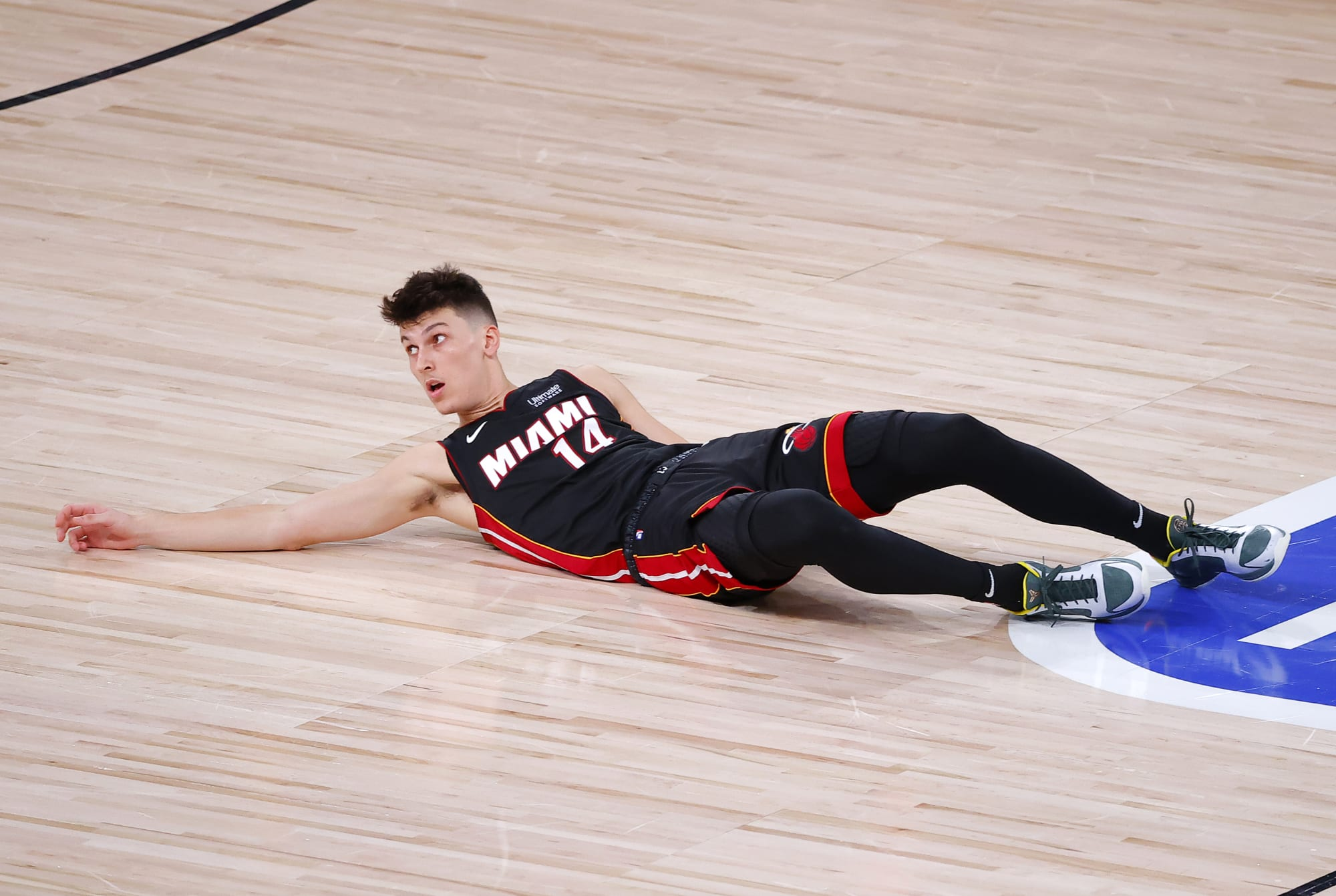 After Game 4, it's Tyler Herro's world and we just live in it