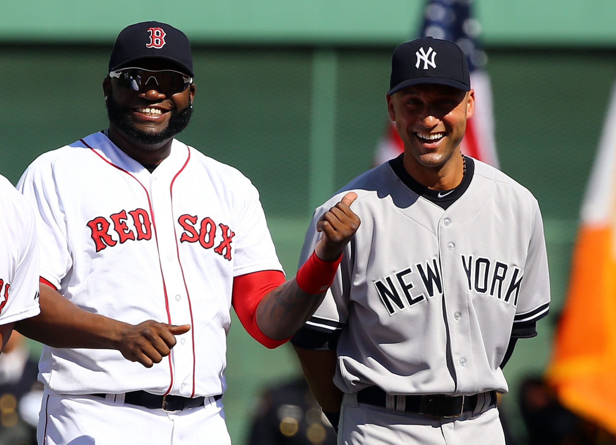 Who is more Clutch? Derek Jeter or David Ortiz?