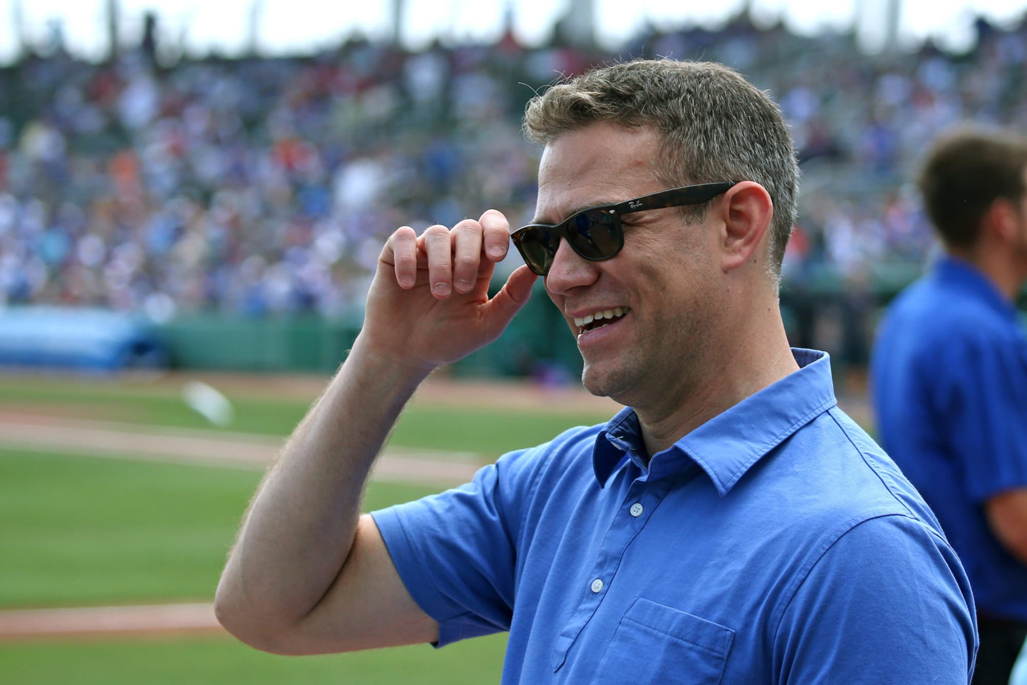 Could Theo Epstein replace Brodie Van Wagenen as Mets GM?