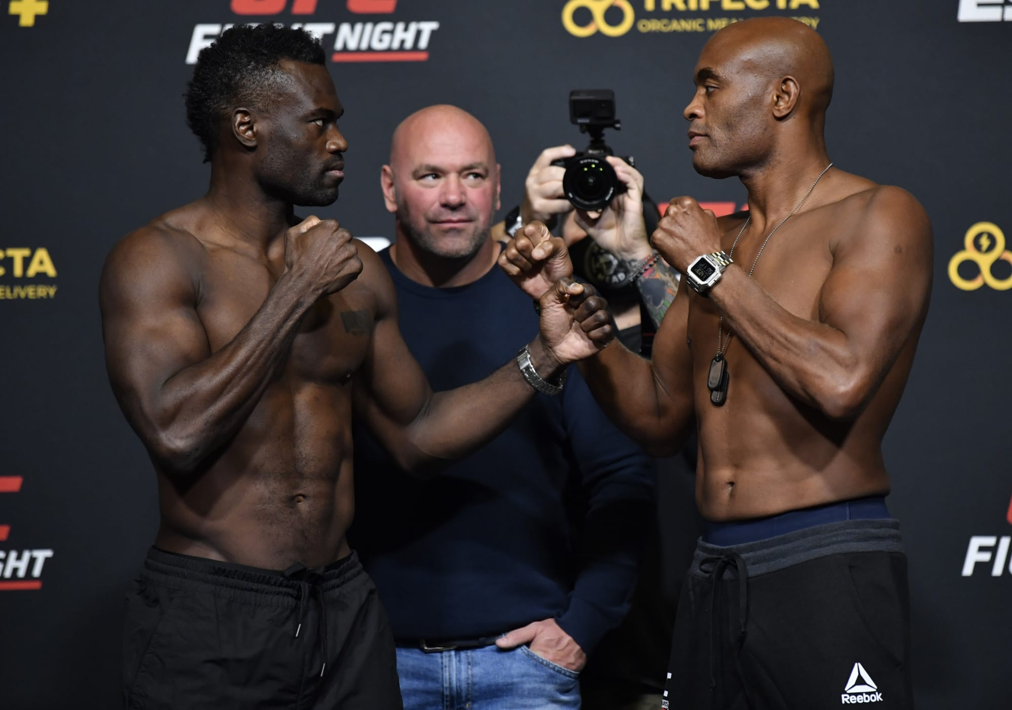 UFC Vegas 12: Uriah Hall vs. Anderson Silva live results and highlights