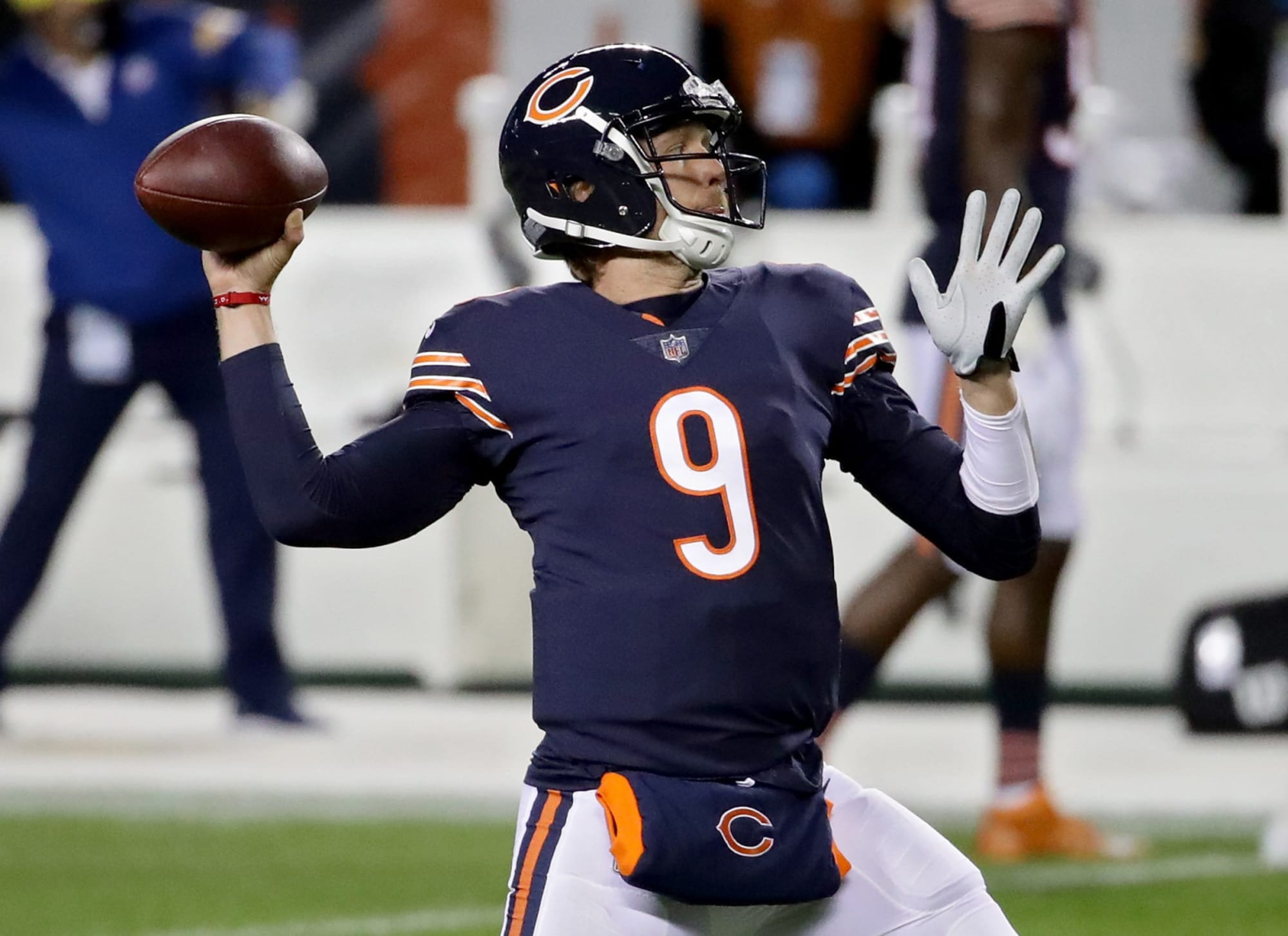 Listening to this Nick Foles praise is why the Bears are a threat to win NFC North