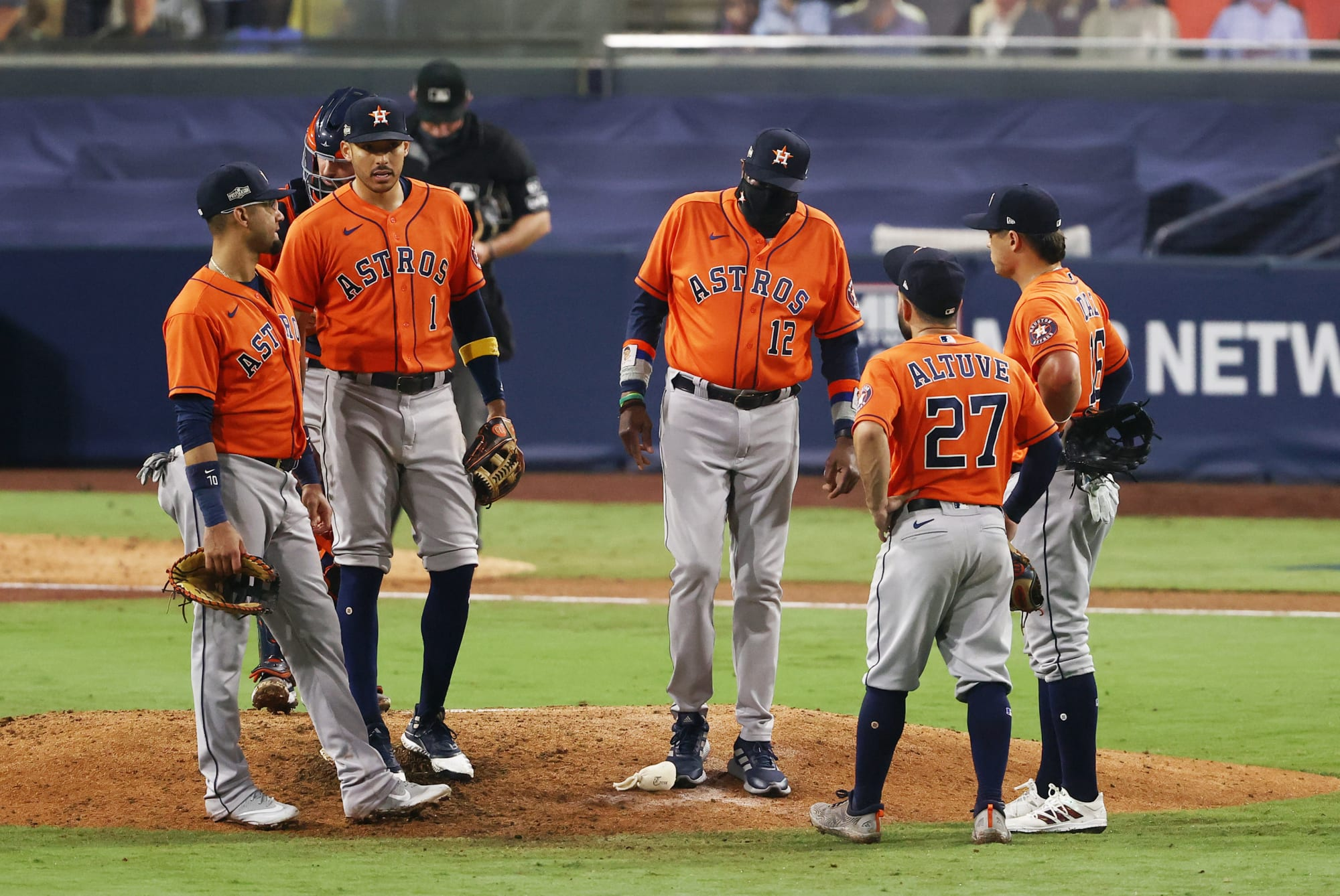 Twitter rejoiced over the cheating Astros being eliminated in Game 7