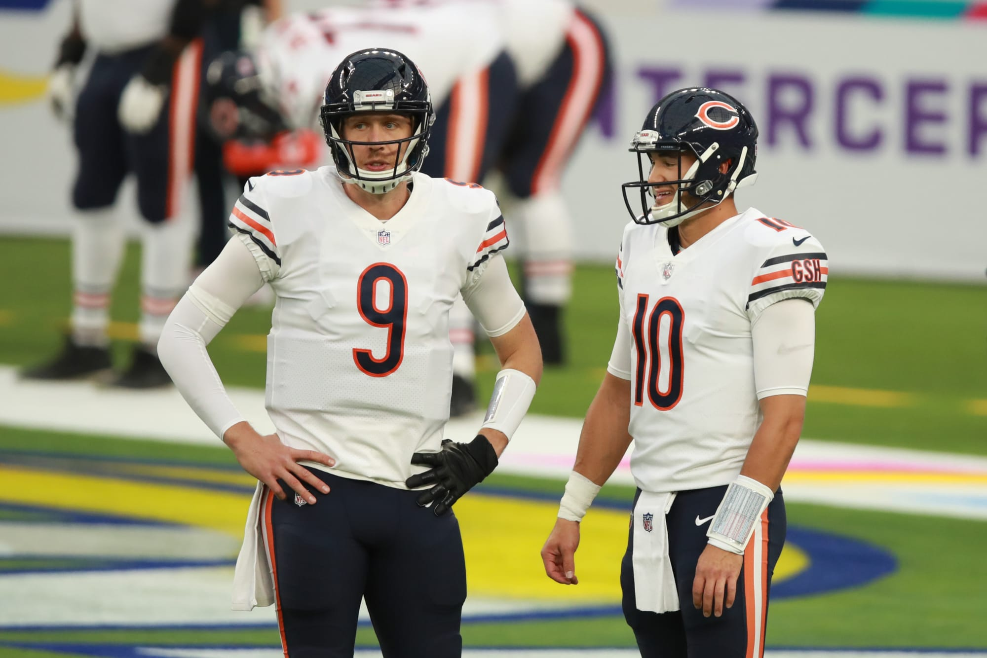 The Bears basically need to post a shutout to beat the Packers