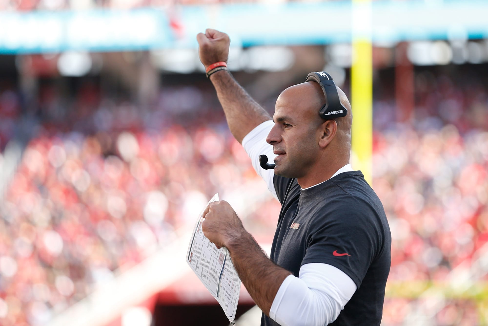 Jets opt for opposite approach by hiring Robert Saleh