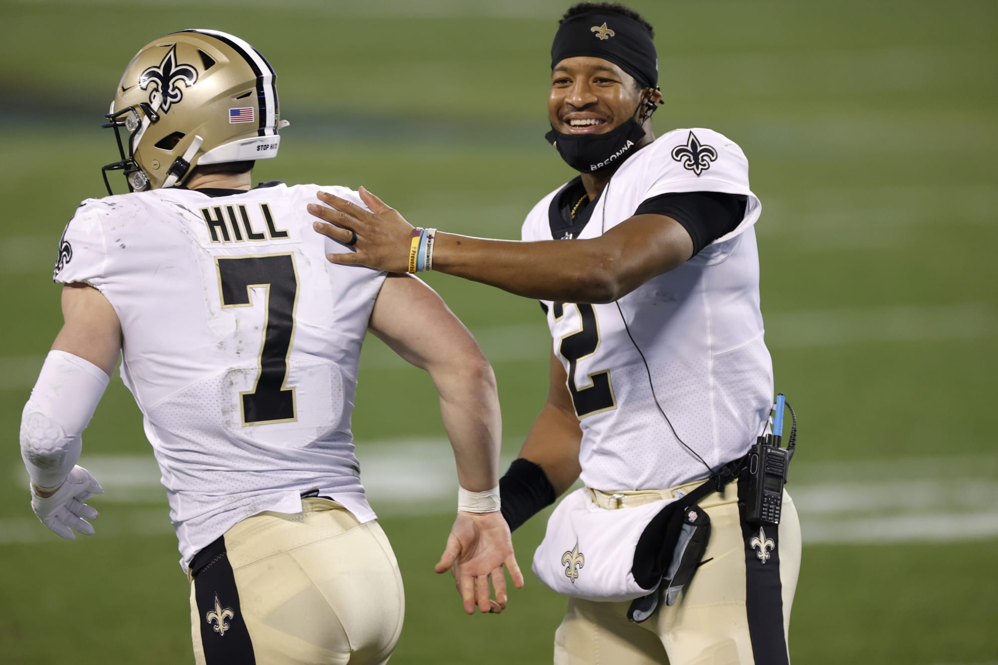 Saints might already have replacement in mind for Drew Brees
