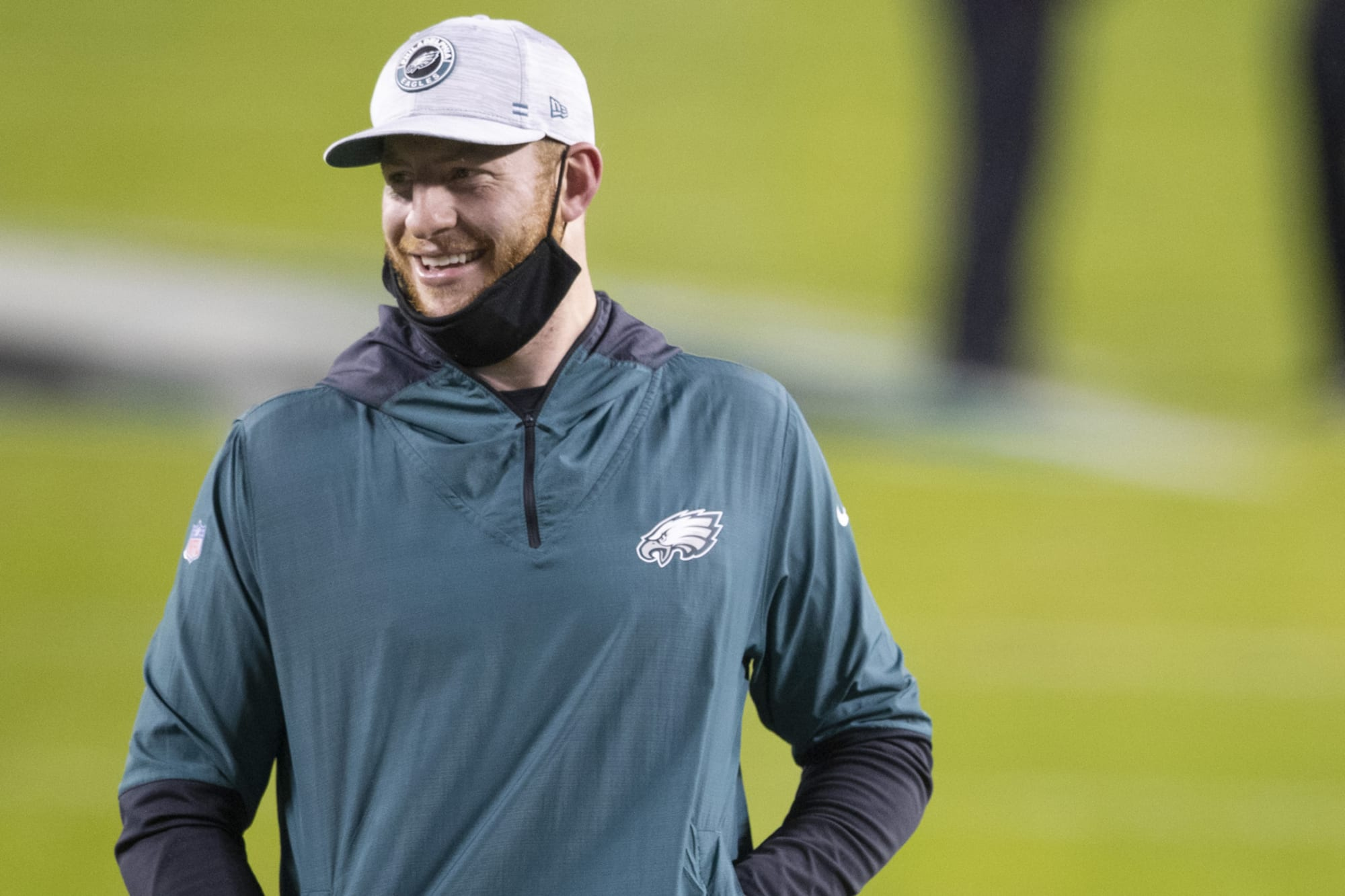 Eagles insider says call to trade Carson Wentz came from the top