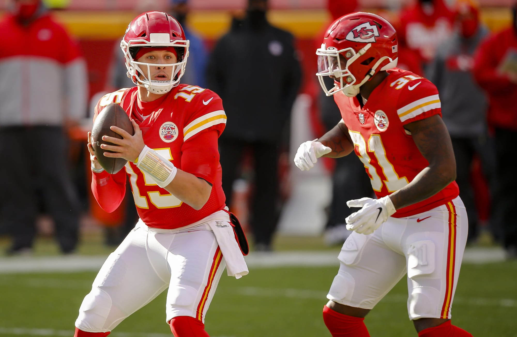 Chiefs get some major players back at practice on Wednesday thumbnail