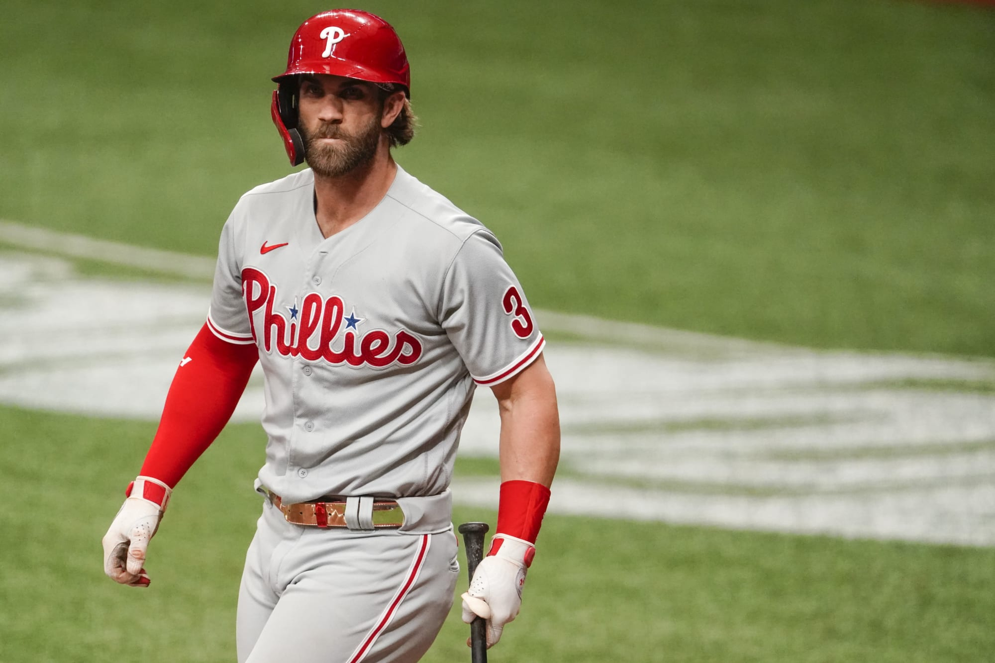 Phillies fans will love how Bryce Harper showed up to Spring Training