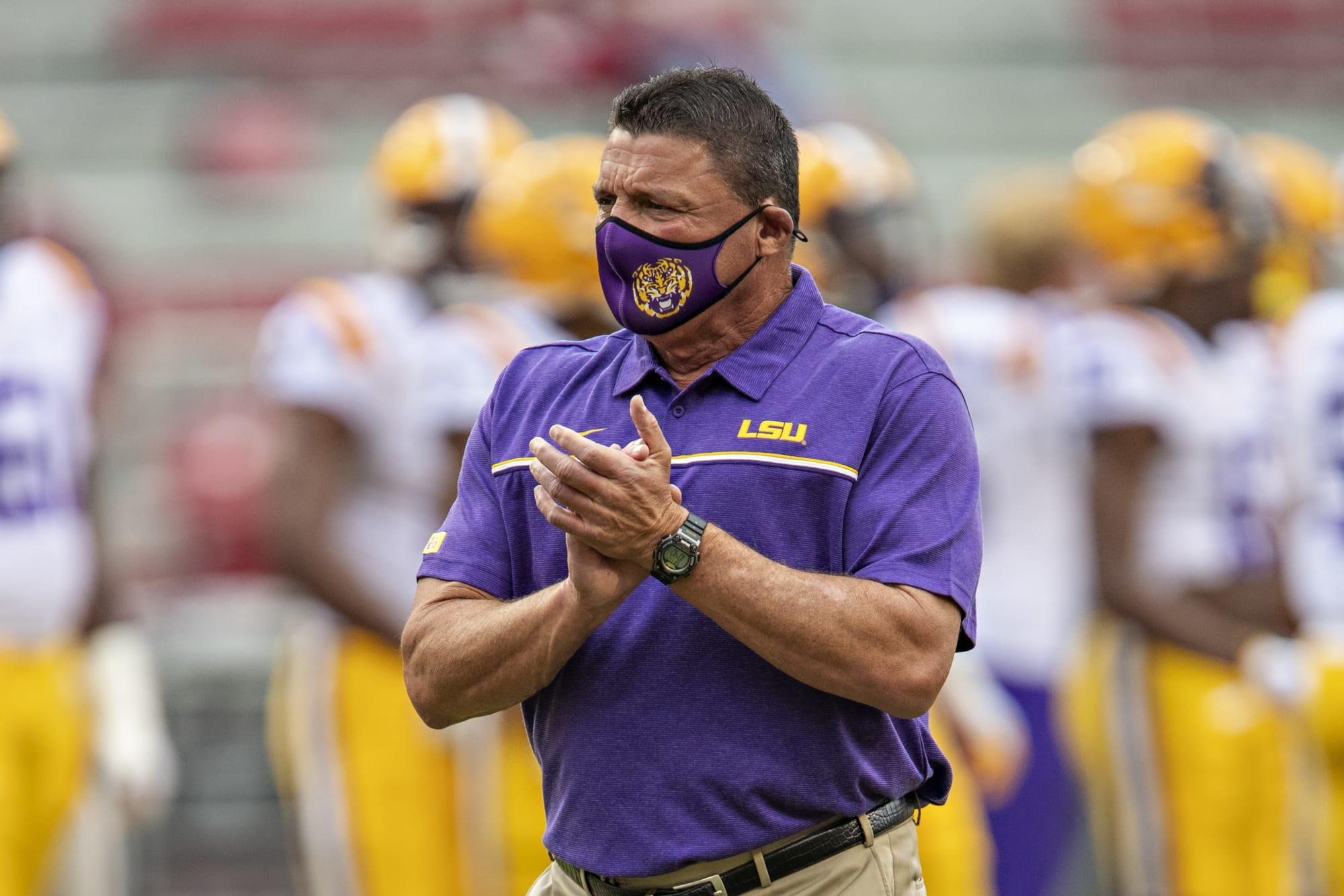 LSU football: History is on Tigers' side to sign Arch Manning