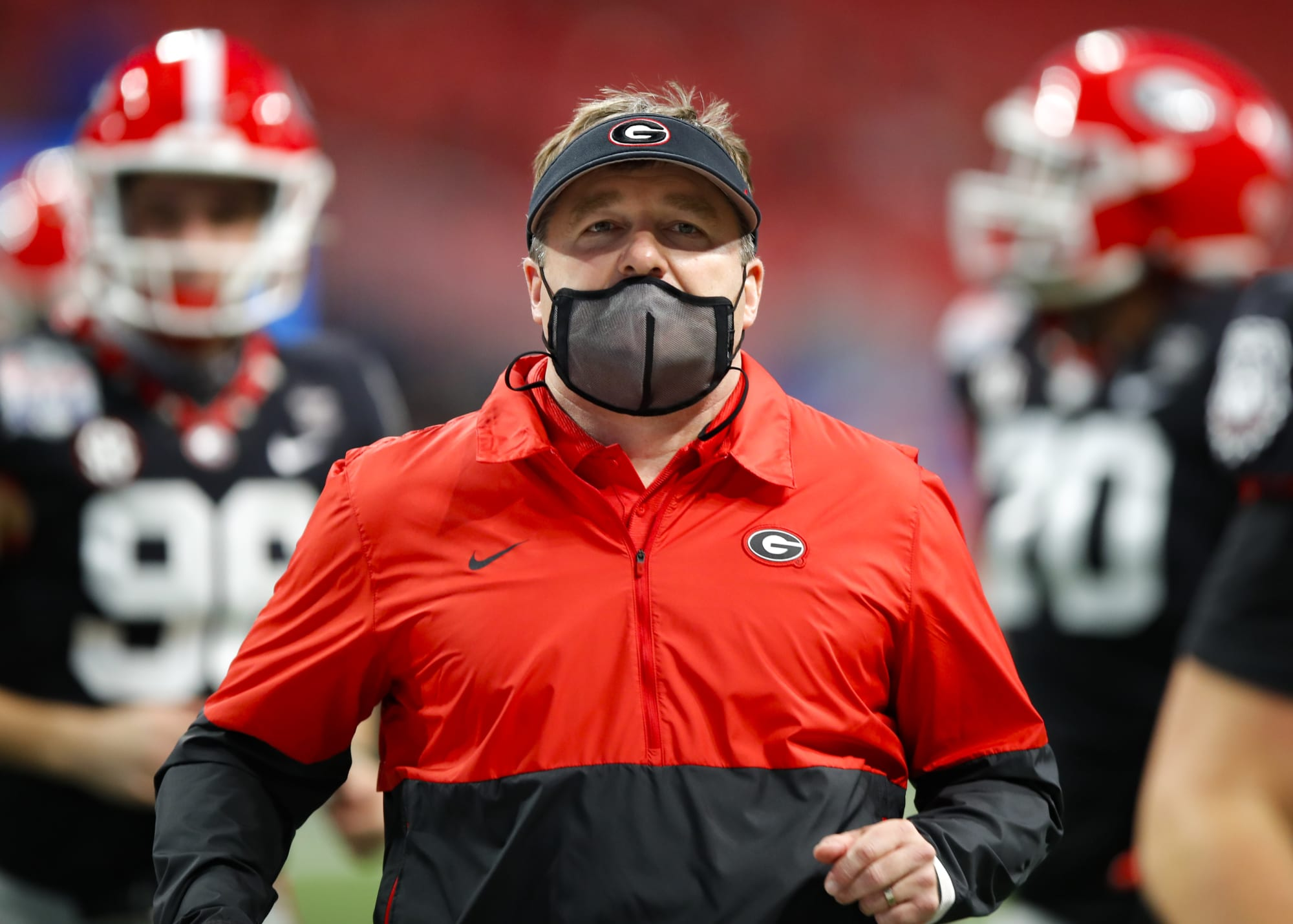 College Football Playoff National Championship chances: Georgia could be out if no growth thumbnail