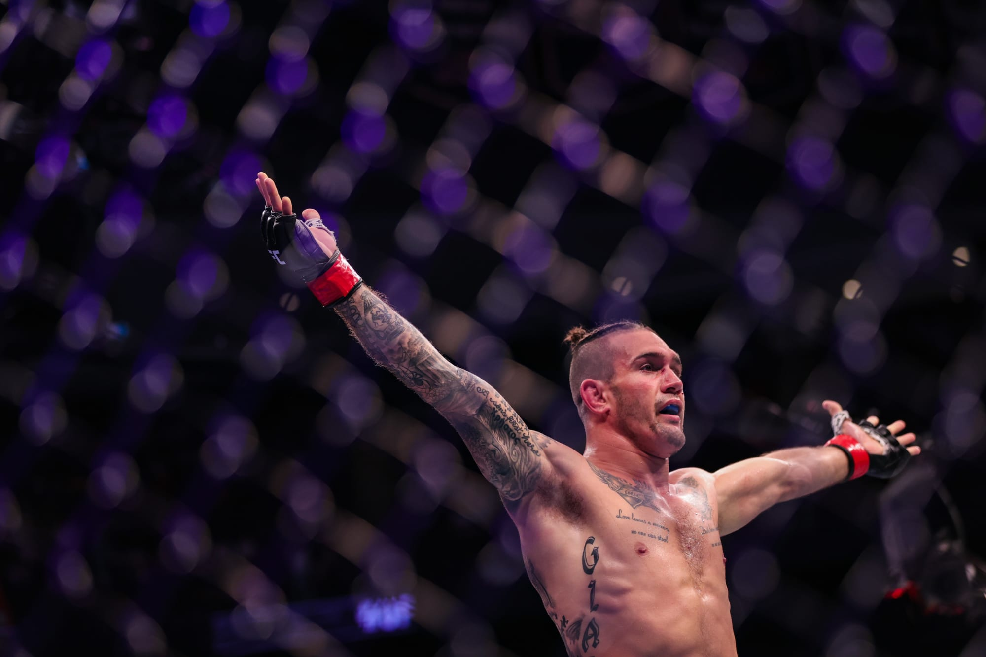 3 standout performances from UFC 262